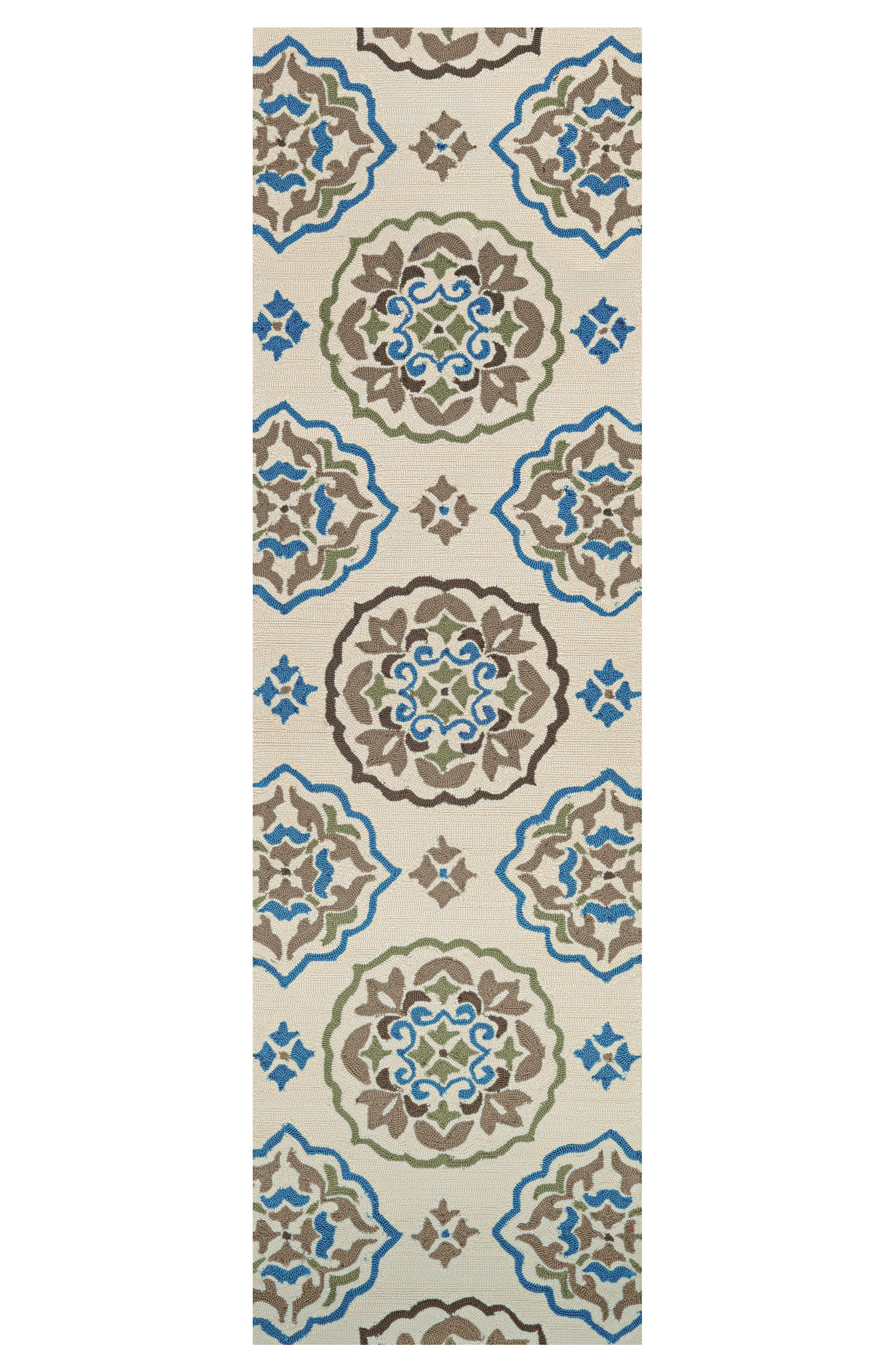 San Clemente Indoor/Outdoor Rug,                             Alternate thumbnail 3, color,                             400
