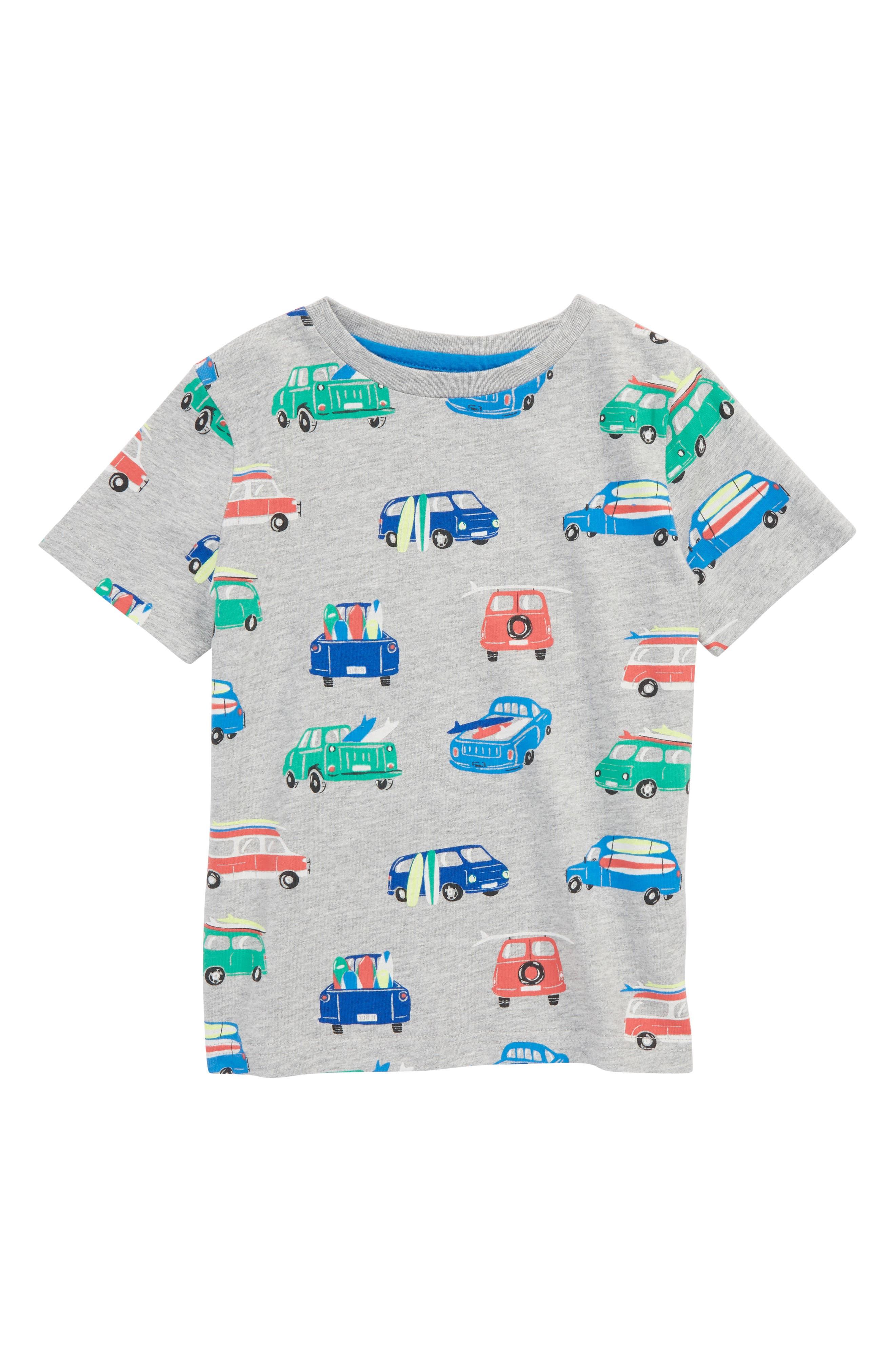 Surf Van T-Shirt,                             Main thumbnail 1, color,                             034