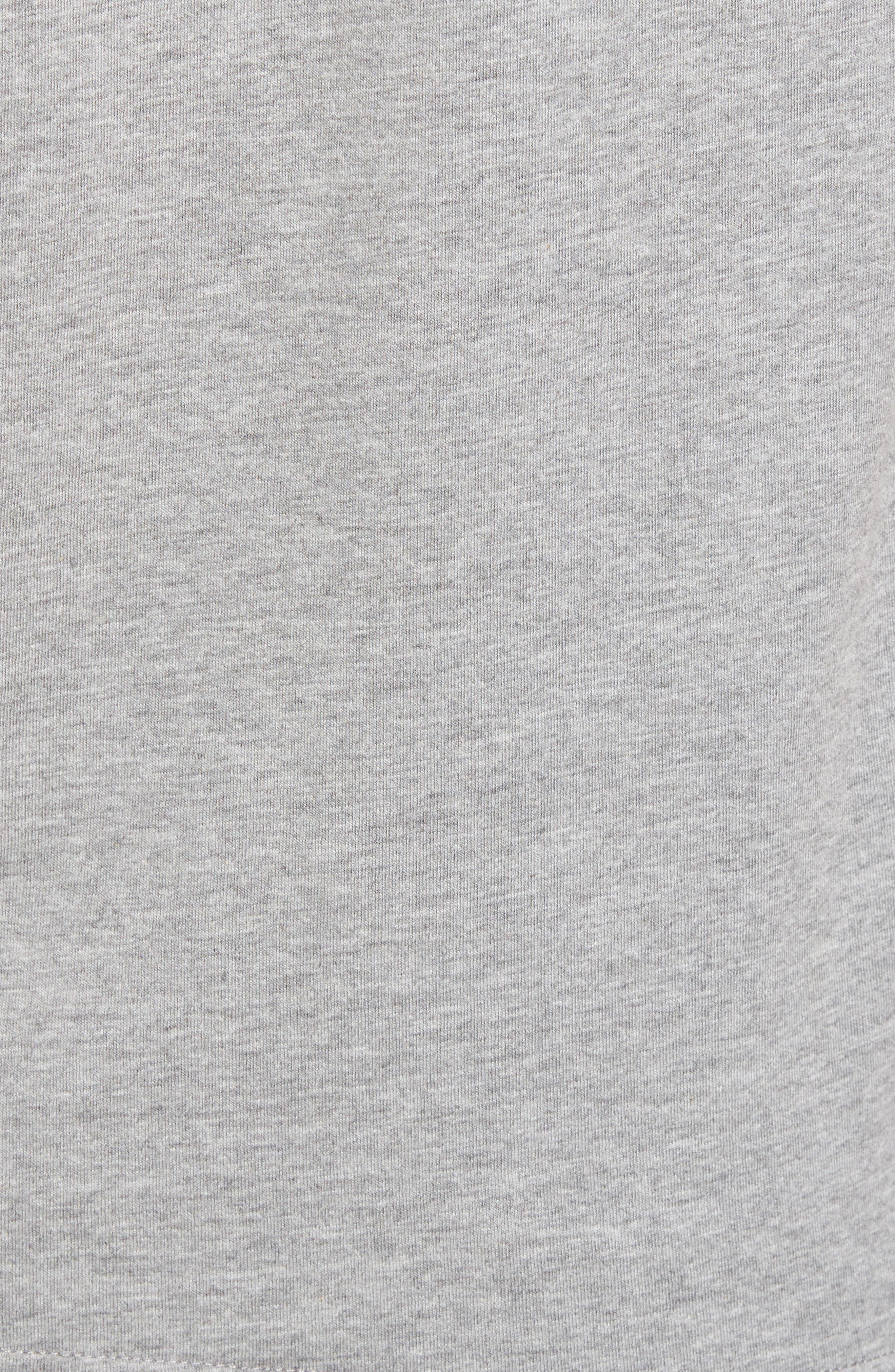 Morning Anchor Graphic T-Shirt,                             Alternate thumbnail 5, color,                             020