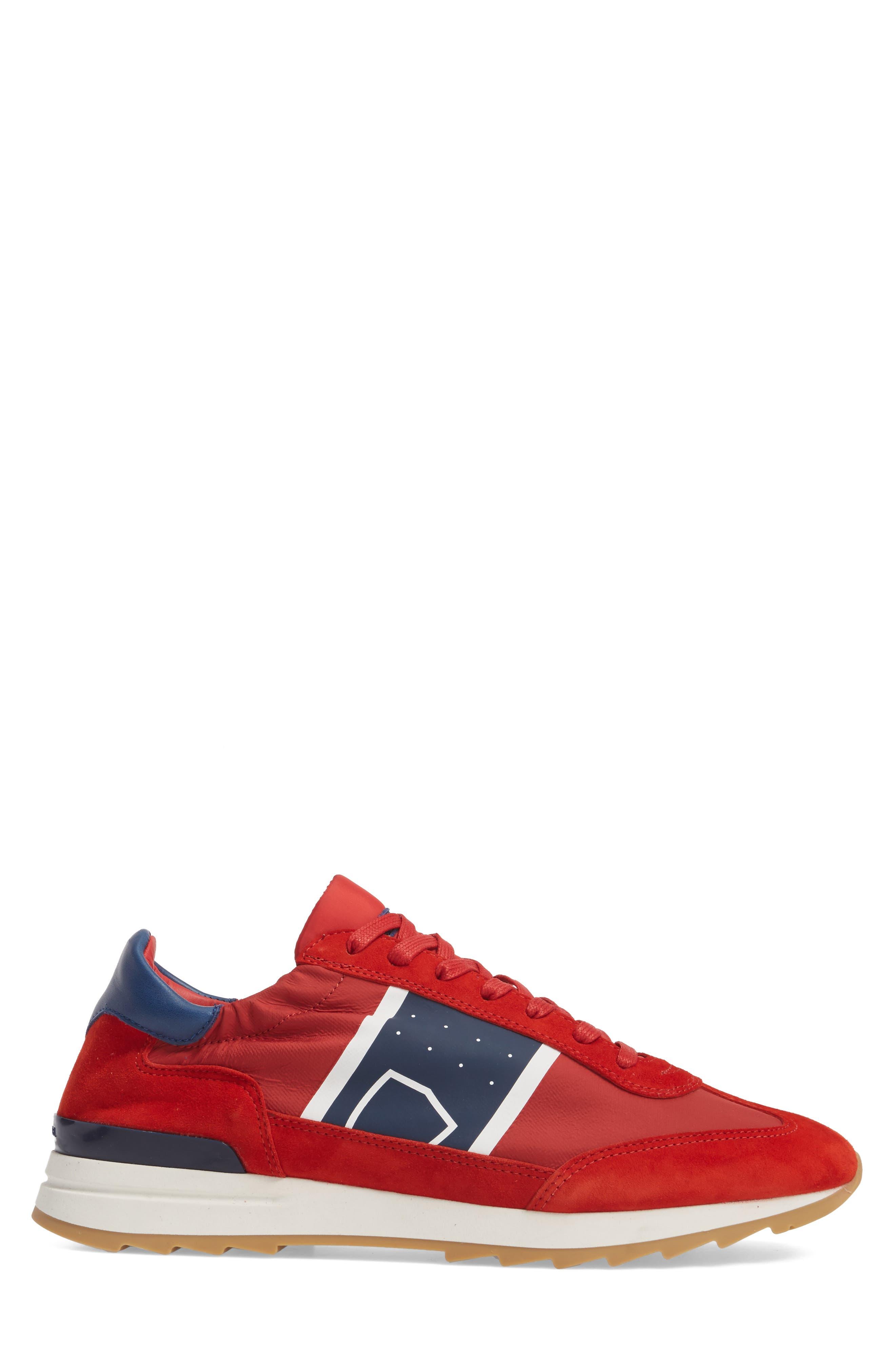 Toujours Sneaker,                             Alternate thumbnail 3, color,                             600