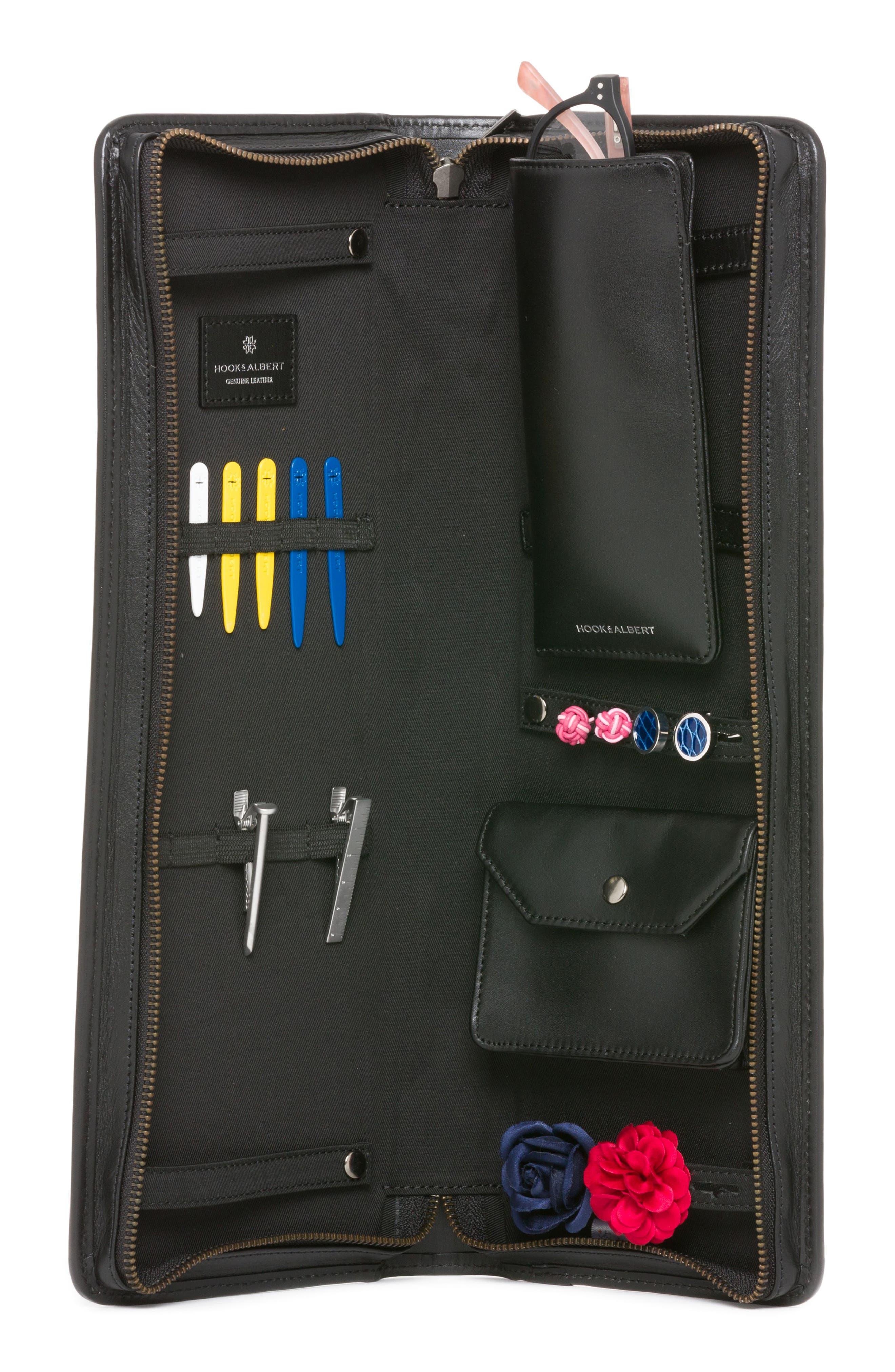 'Traveler' Accessories Kit,                             Alternate thumbnail 2, color,                             001