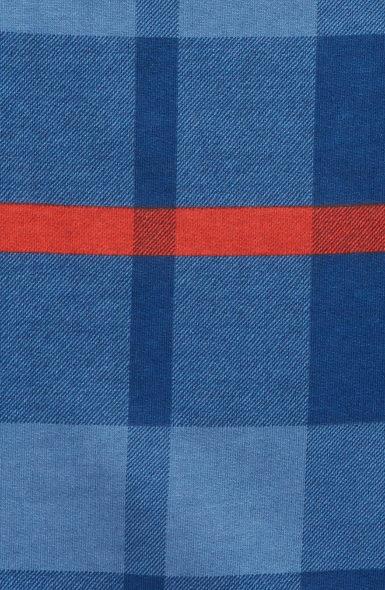 Archibald Plaid Pullover,                             Alternate thumbnail 2, color,                             489