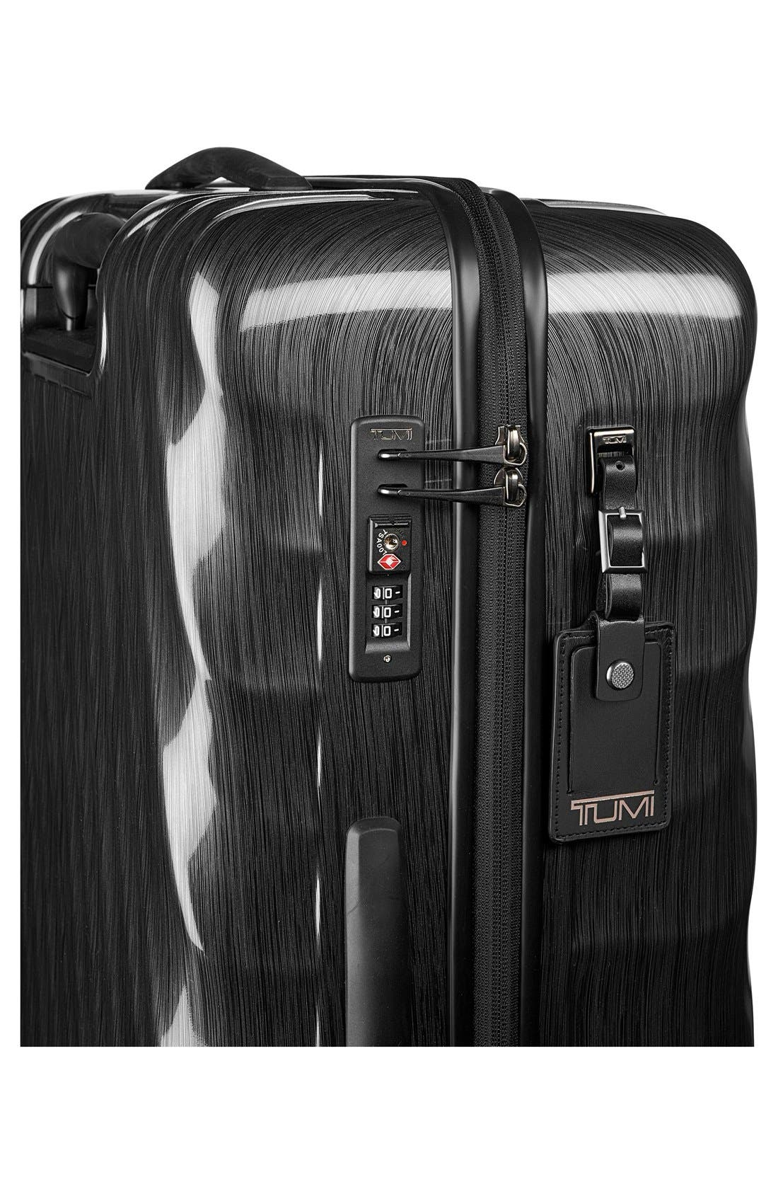 19 Degree 30 Inch Extended Trip Wheeled Packing Case,                             Alternate thumbnail 4, color,                             001