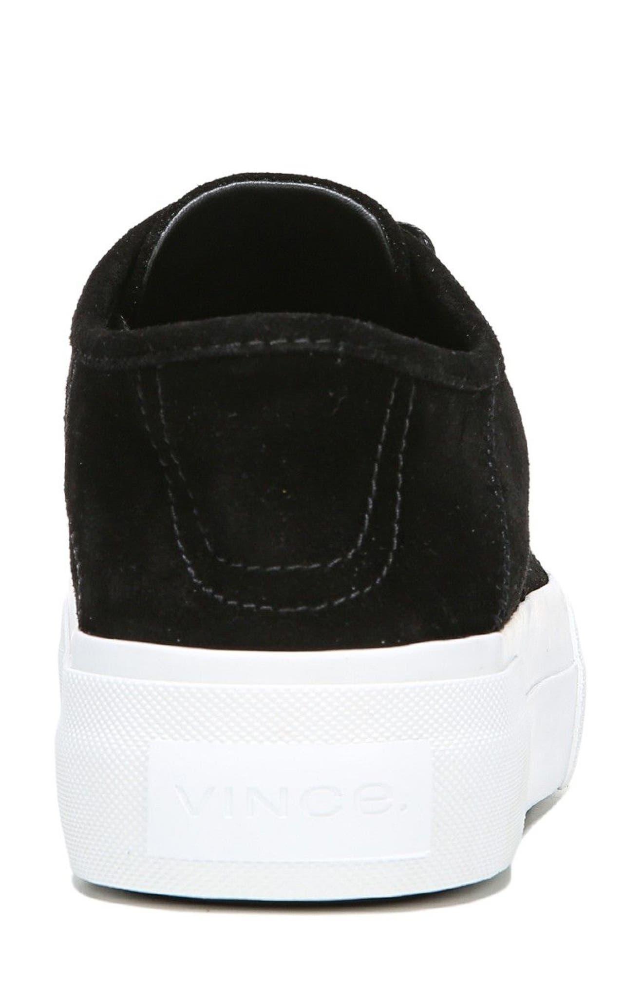 Copley Platform Sneaker,                             Alternate thumbnail 7, color,                             001