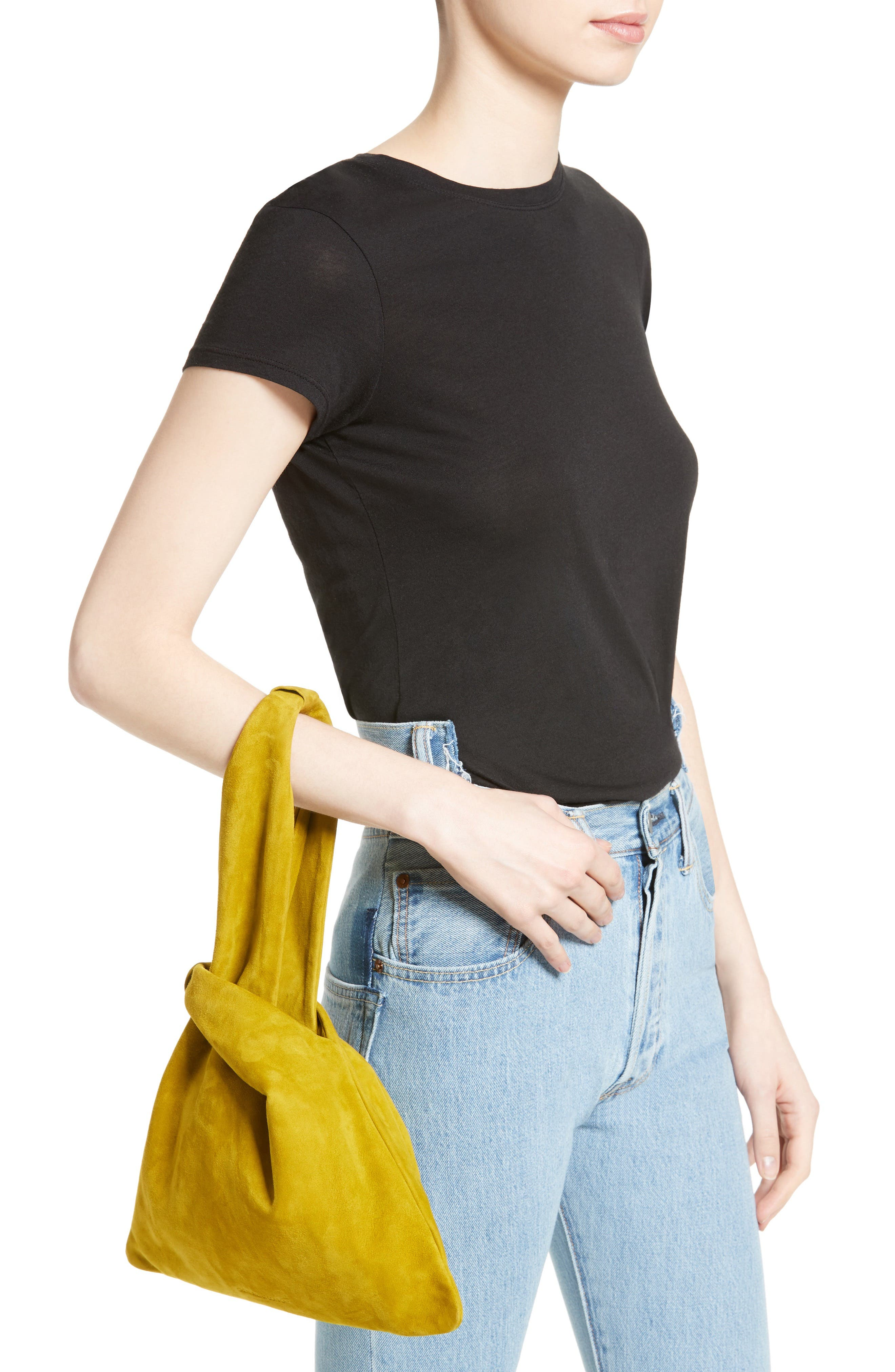 Small Suede Malia Bag,                             Alternate thumbnail 2, color,                             300