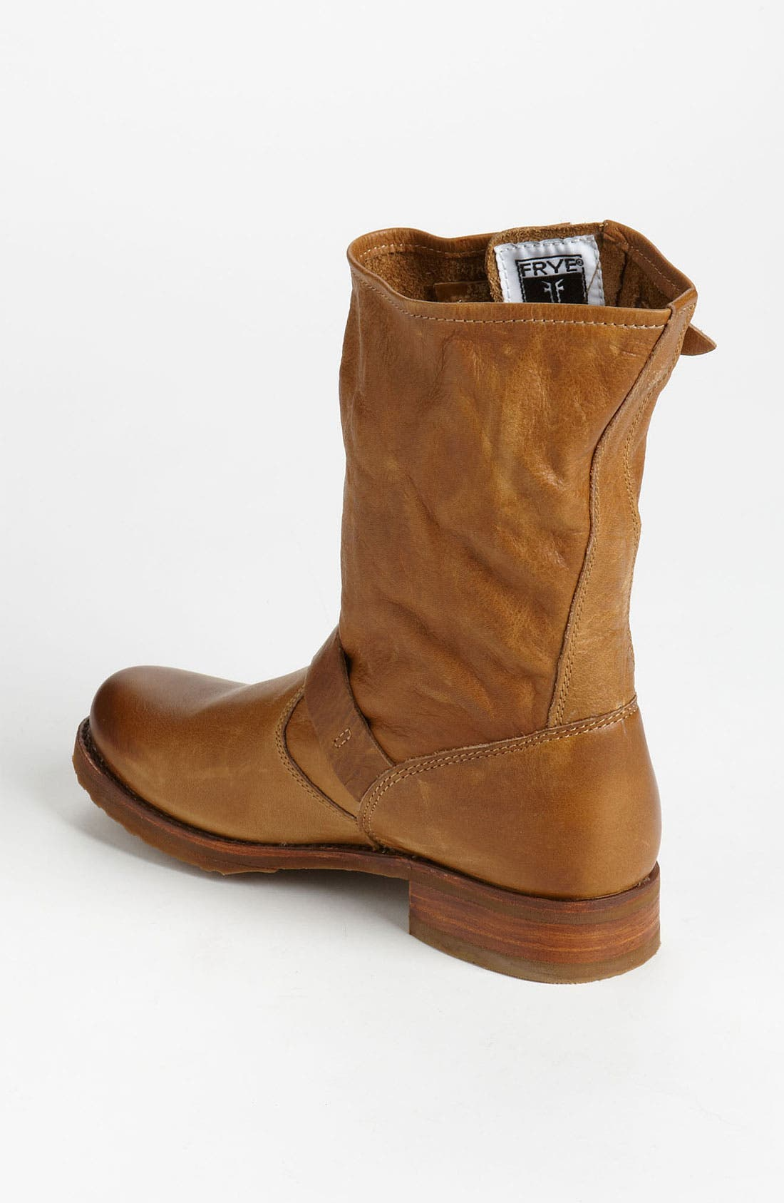 'Veronica Short' Slouchy Boot,                             Alternate thumbnail 70, color,