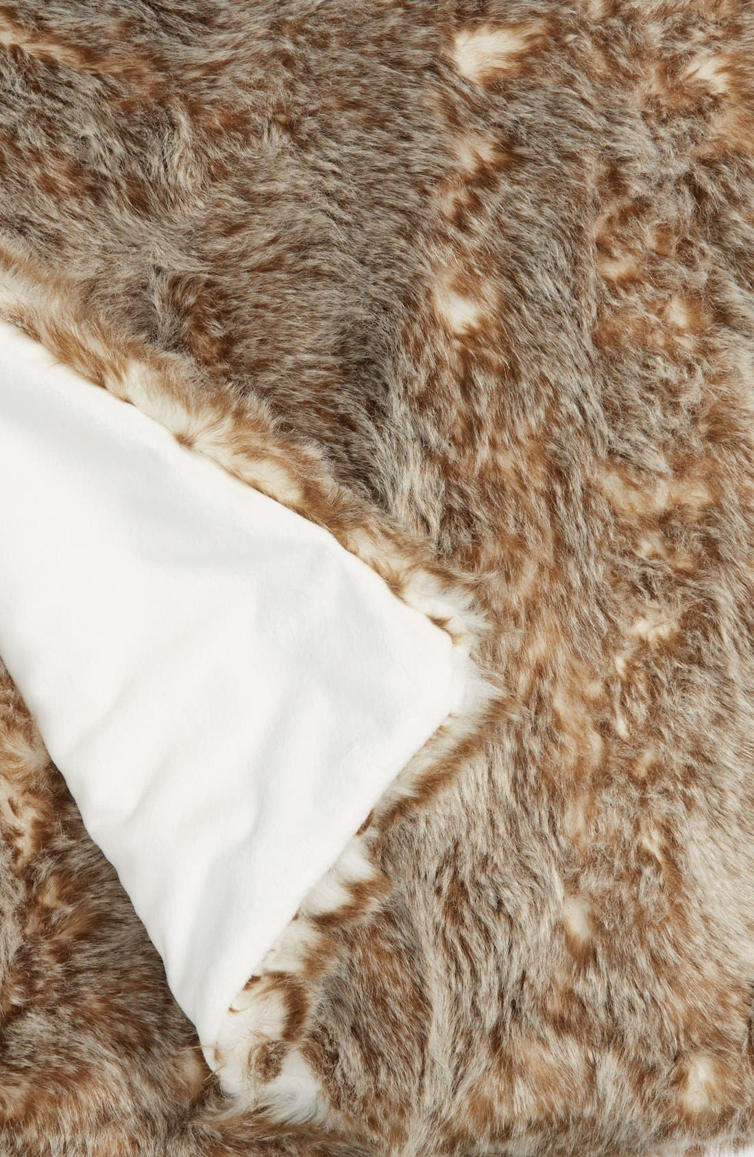 Cuddle Up Faux Fur Throw Blanket,                             Alternate thumbnail 40, color,