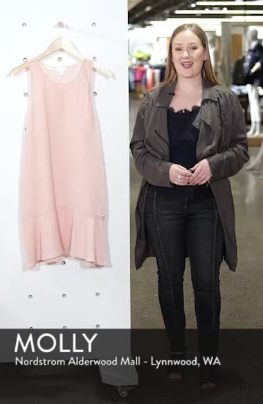 Flounce Hem Dress, sales video thumbnail