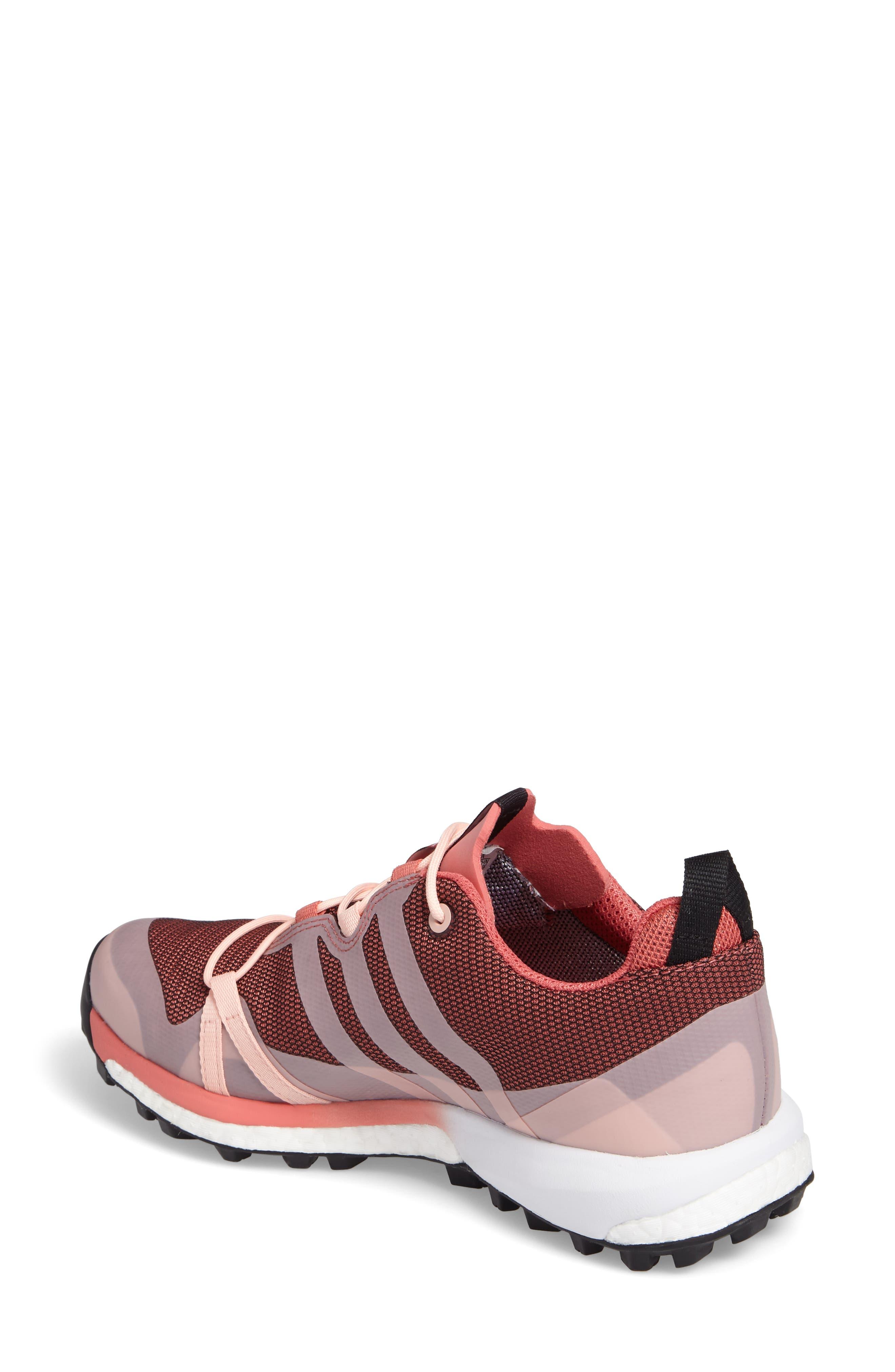'Terrex Agravic GTX' Trail Shoe,                             Alternate thumbnail 9, color,