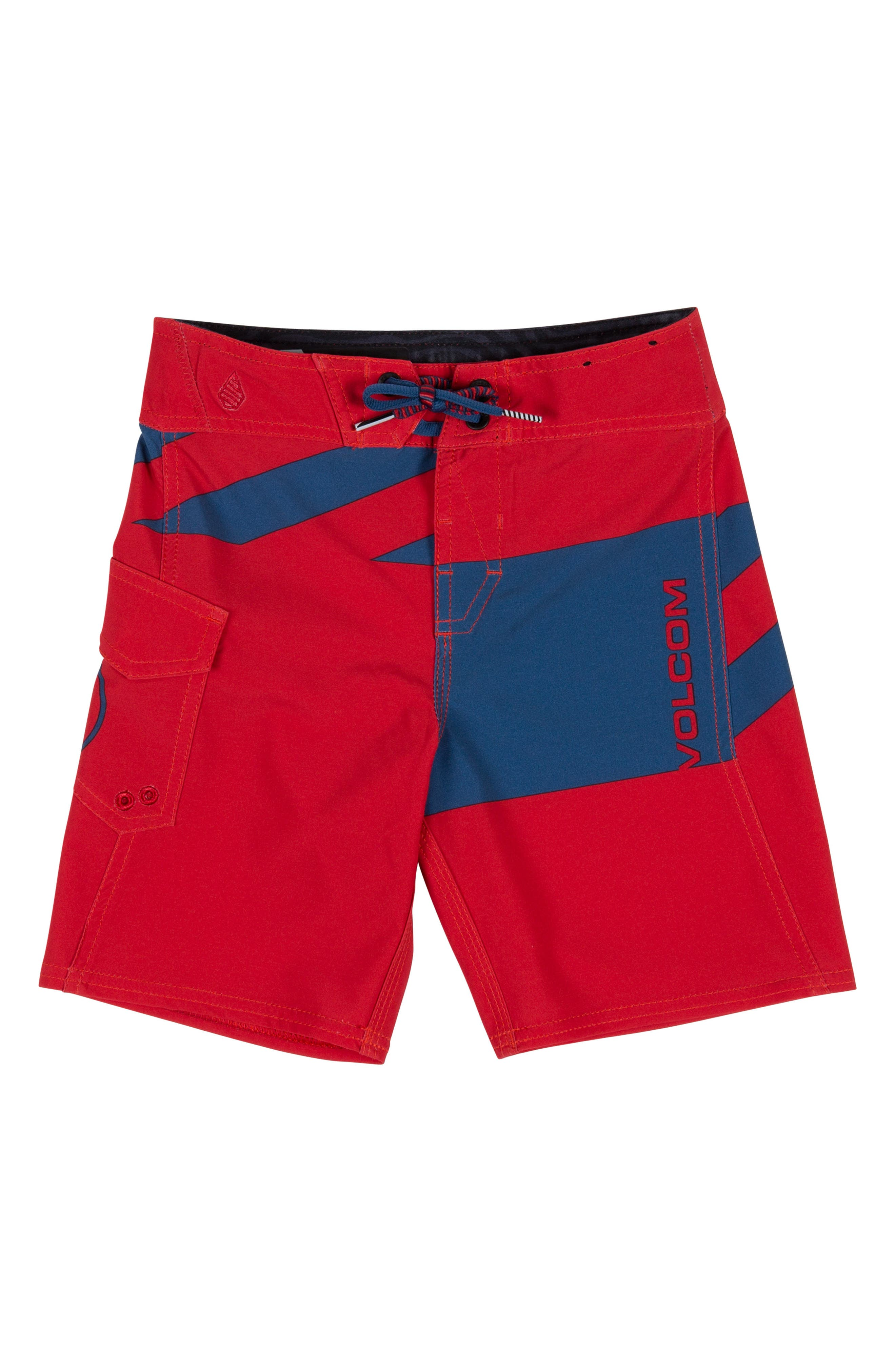 Logo Party Pack Mod Board Shorts,                             Alternate thumbnail 5, color,