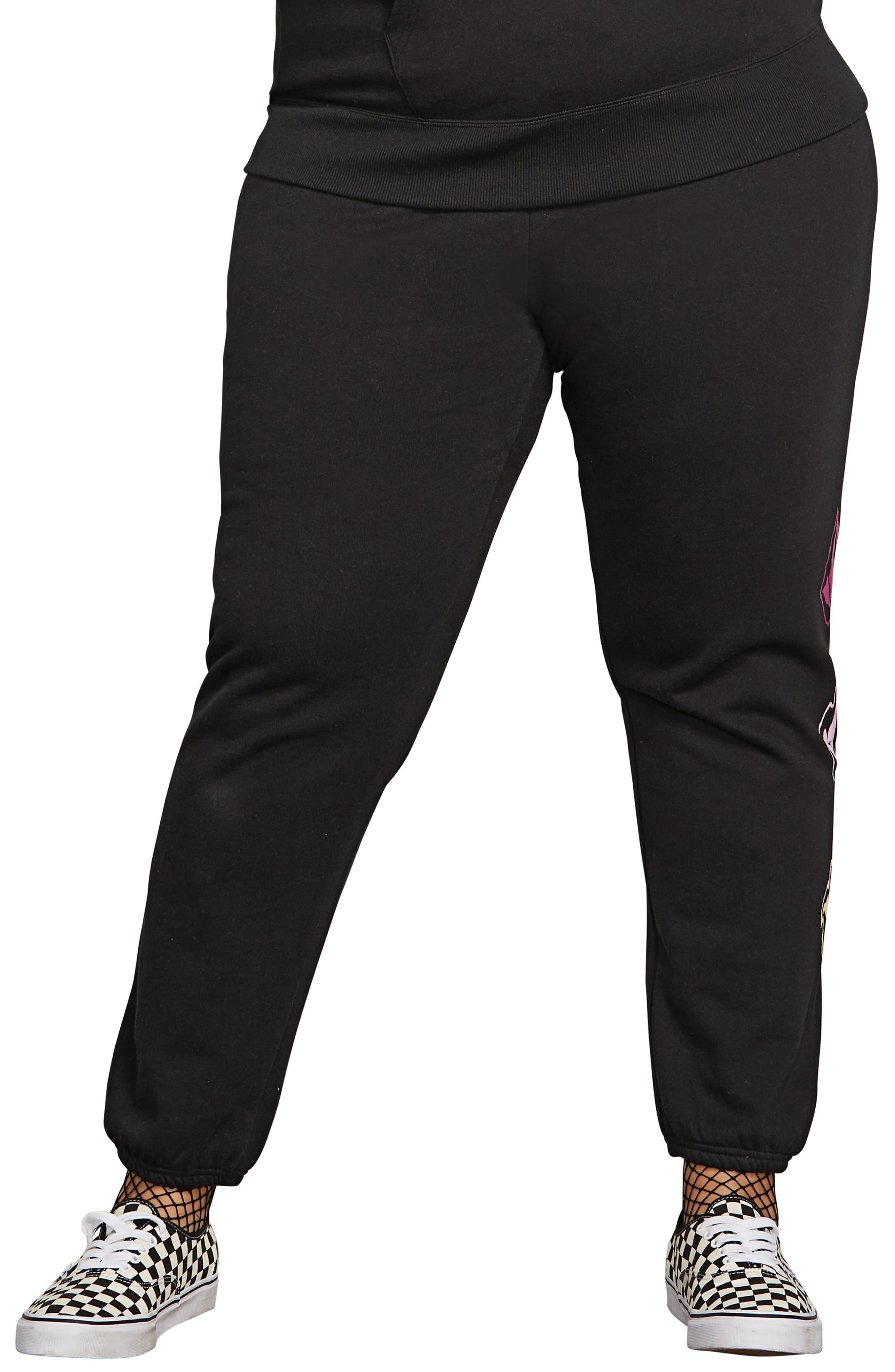 Plus Women's Volcom Stone Fleece Sweatpants