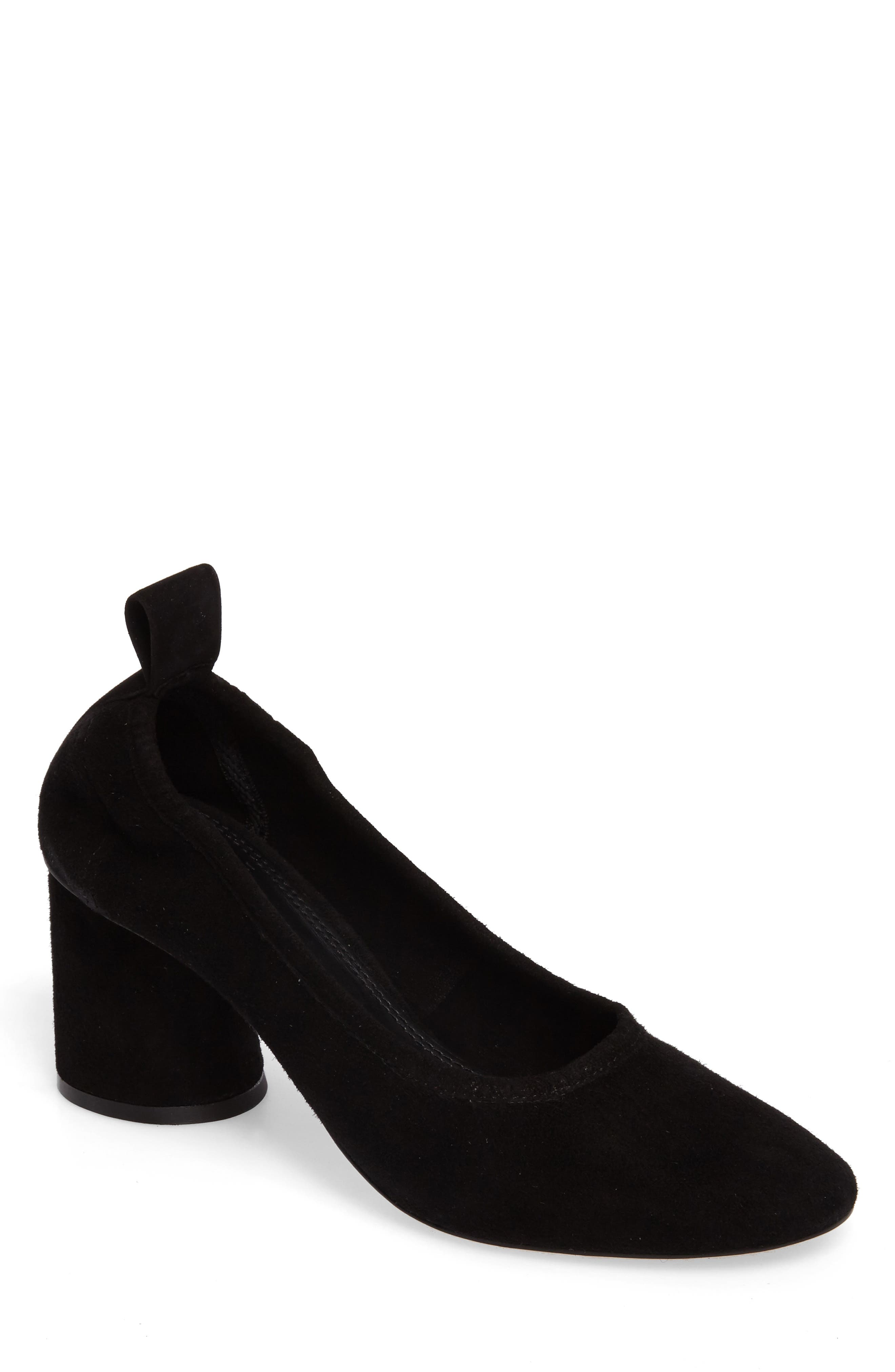 Therese Statement Heel Pump,                         Main,                         color, 001