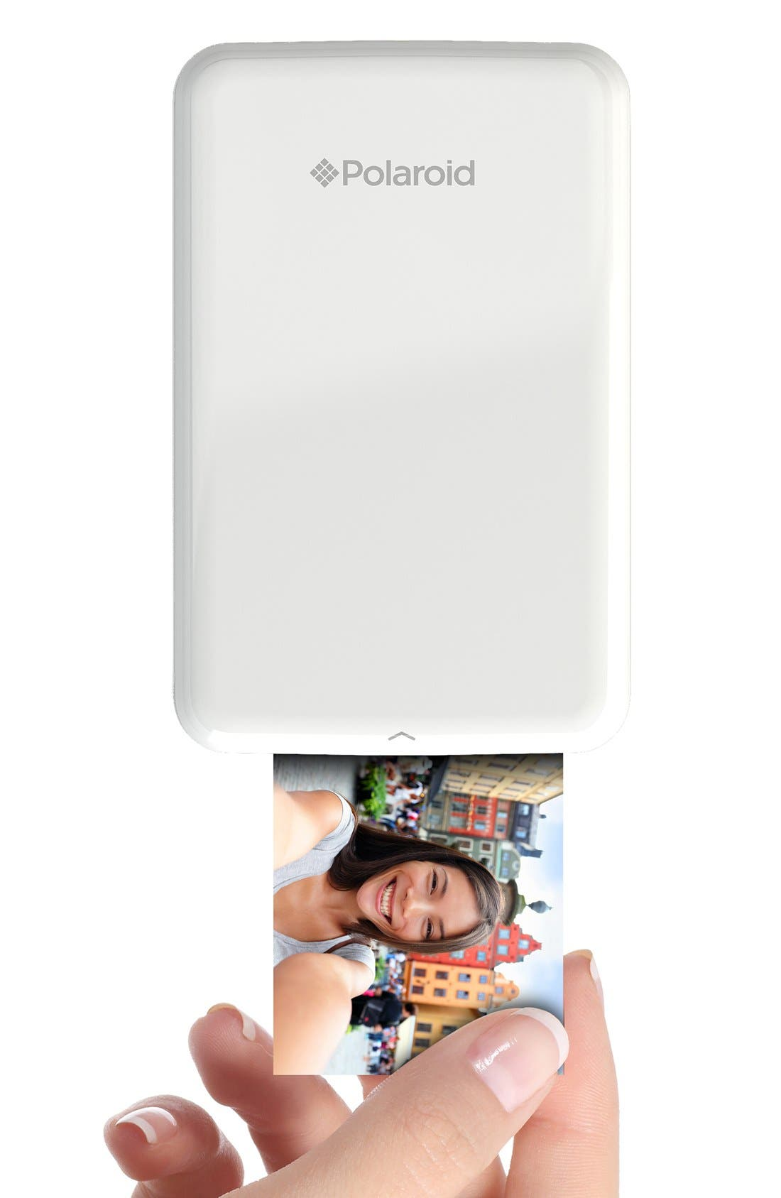 'Zip' Mobile Instant Photo Printer,                             Alternate thumbnail 2, color,                             100