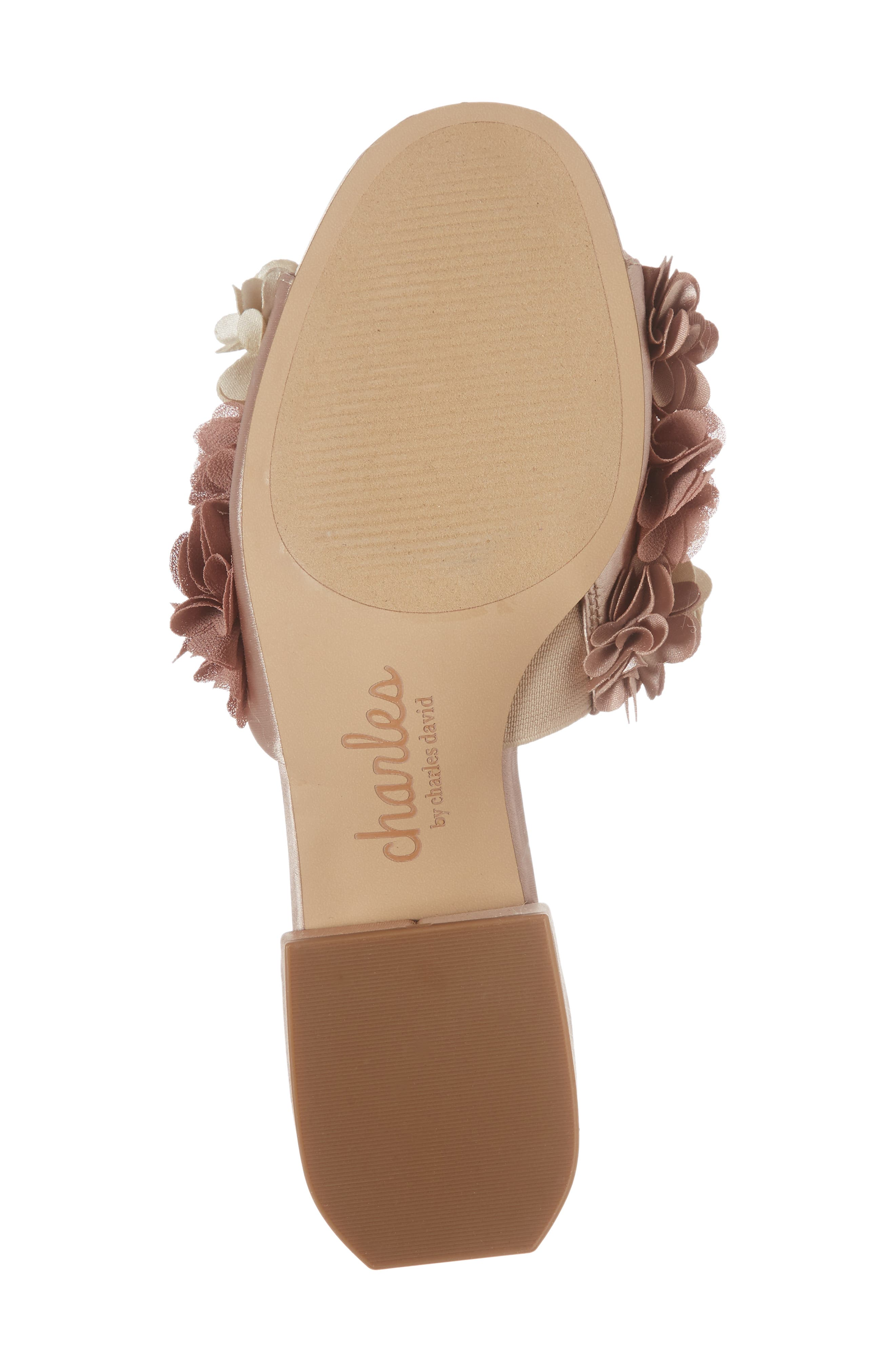 Victorious Sandal,                             Alternate thumbnail 6, color,                             IVORY FABRIC