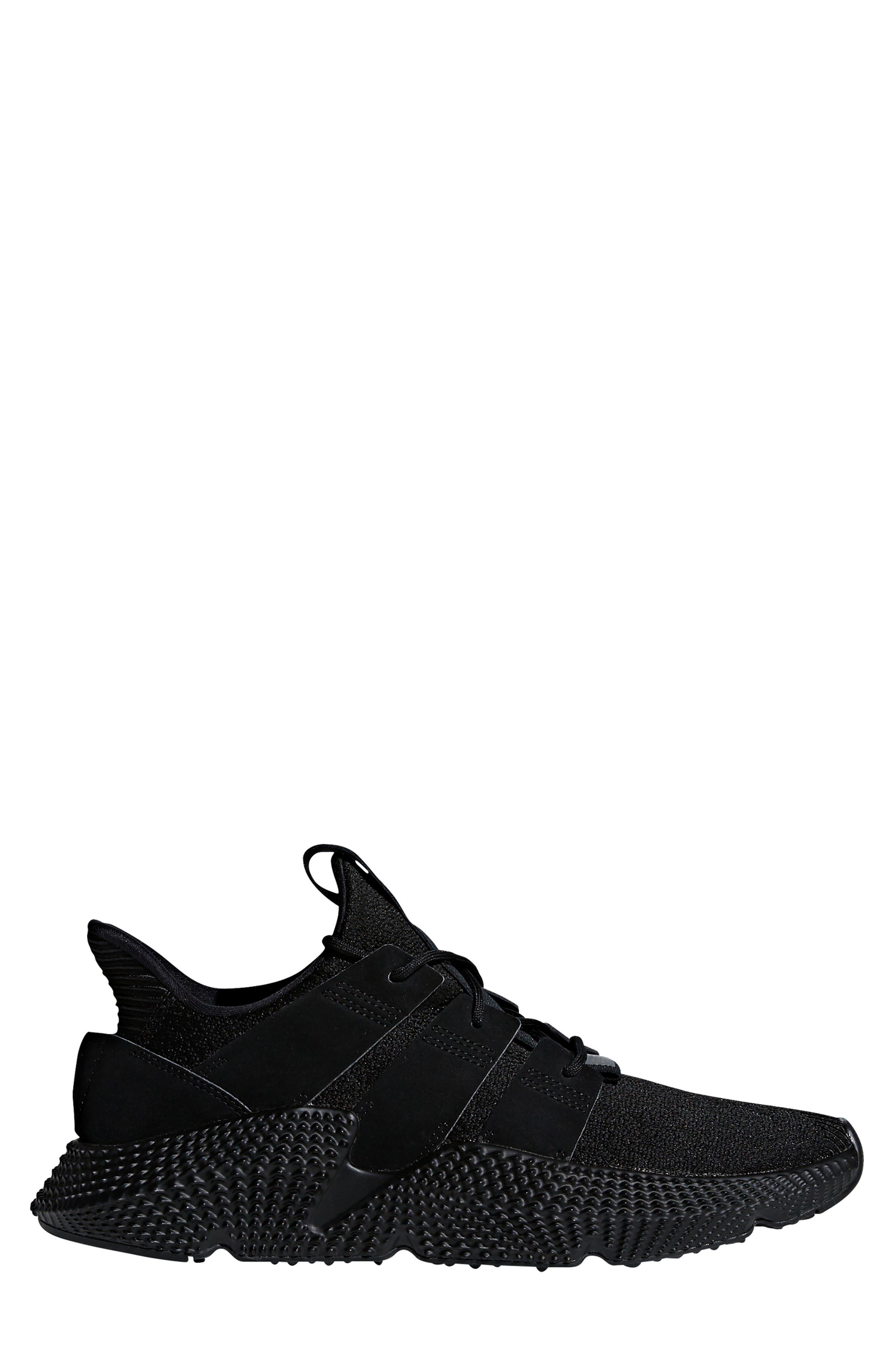 ADIDAS,                             Prophere Sneaker,                             Alternate thumbnail 3, color,                             001