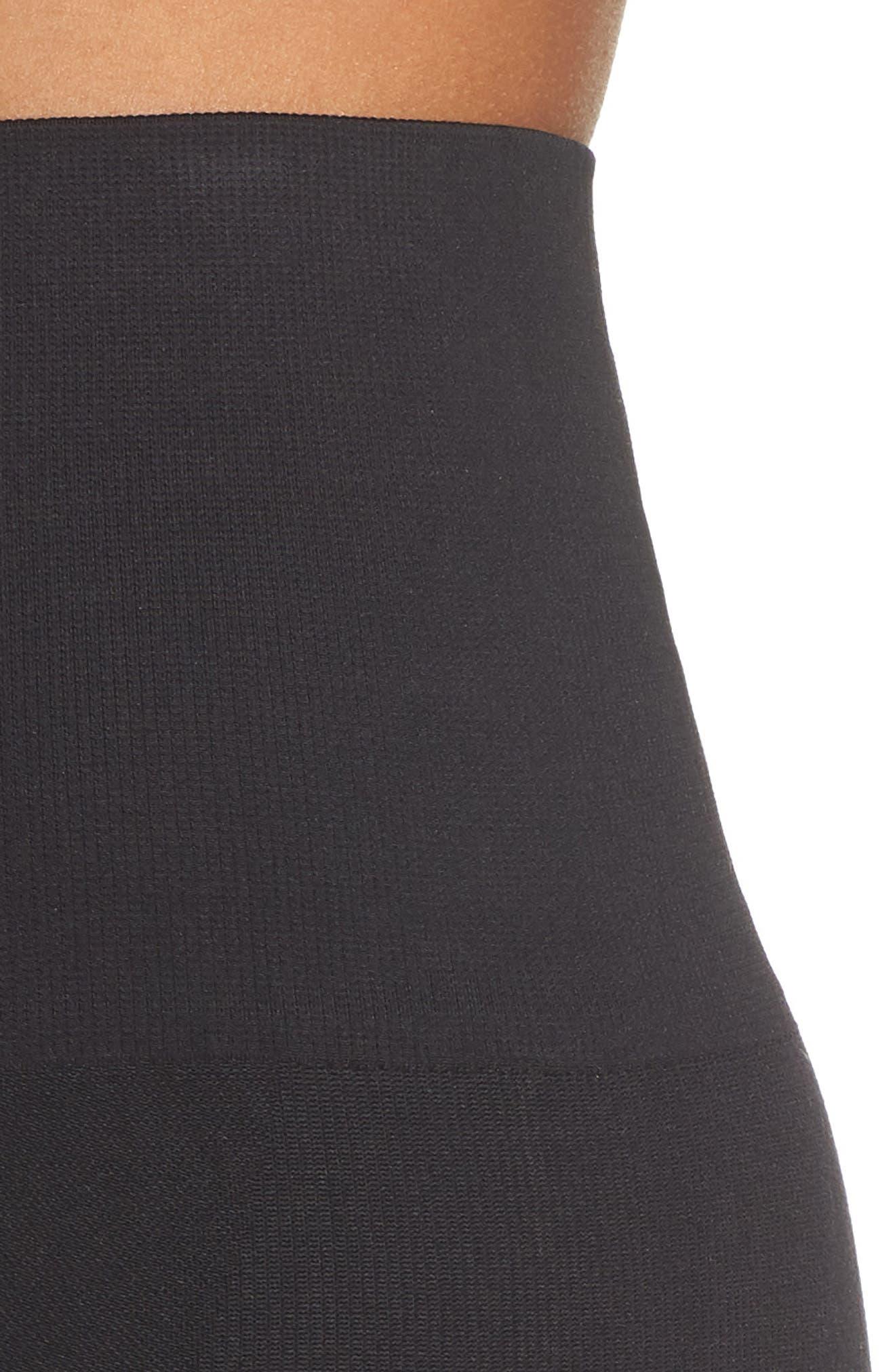 Eight Eight High Waist Leggings,                             Alternate thumbnail 4, color,                             EIGHT EIGHT LEGGNG BLACK