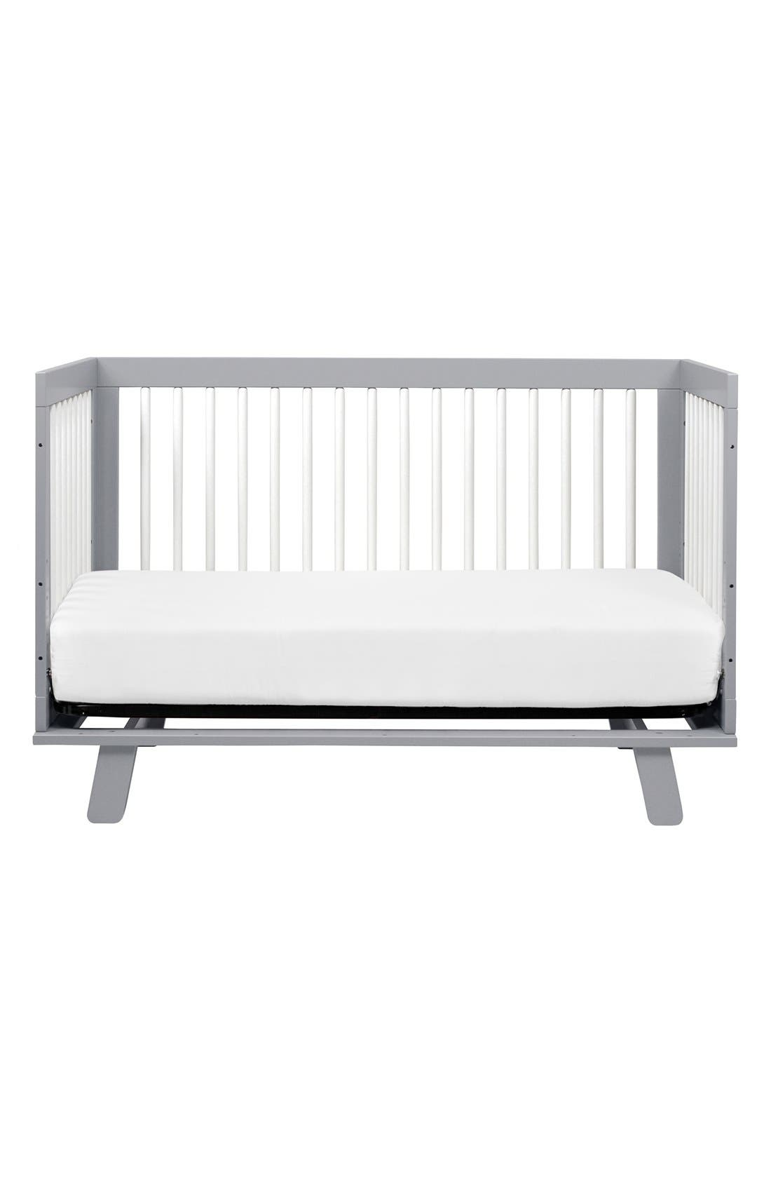 'Hudson' 3-in-1 Convertible Crib,                             Alternate thumbnail 16, color,