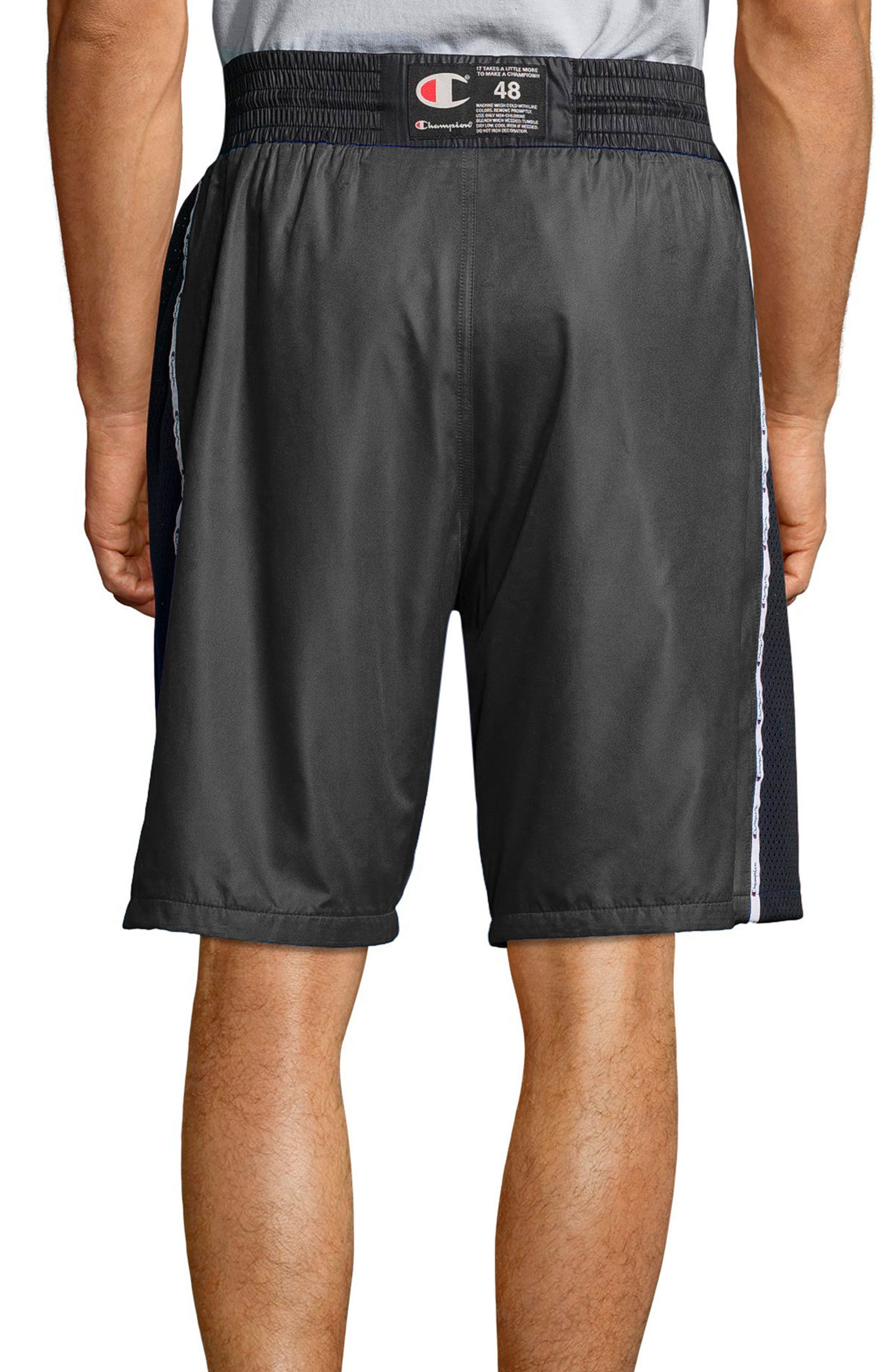 Satin Shorts,                             Alternate thumbnail 2, color,                             001