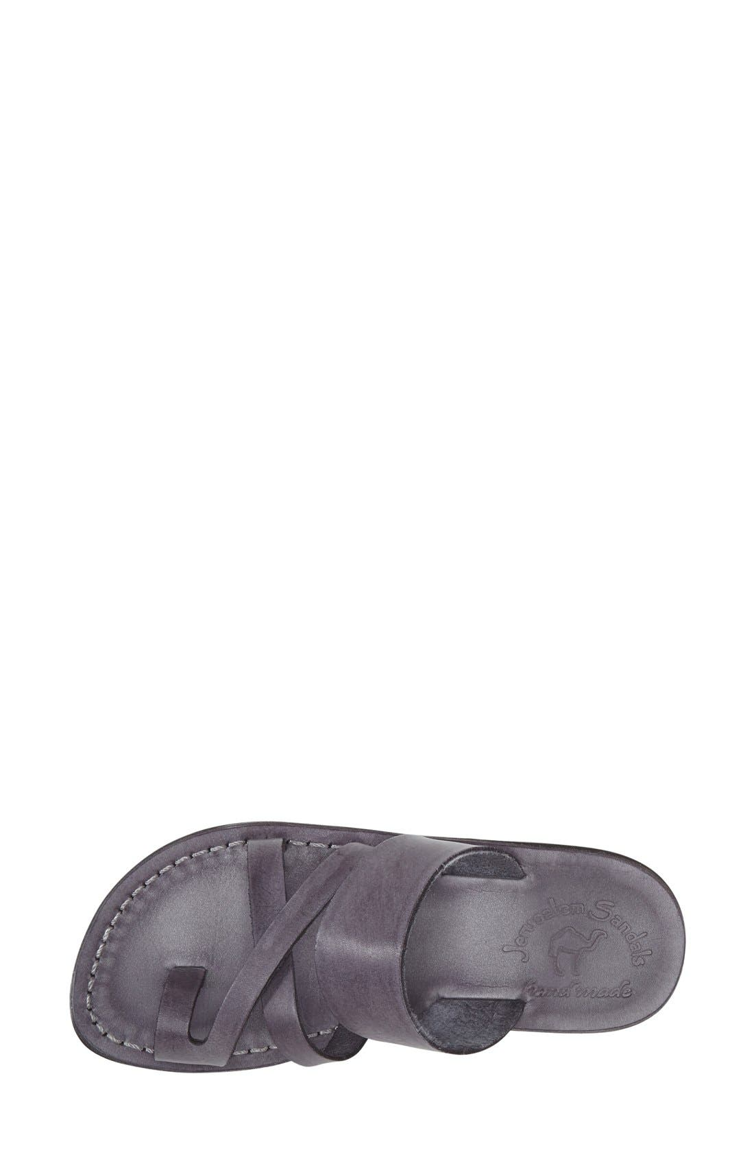 'The Good Shepard' Leather Sandal,                             Alternate thumbnail 11, color,