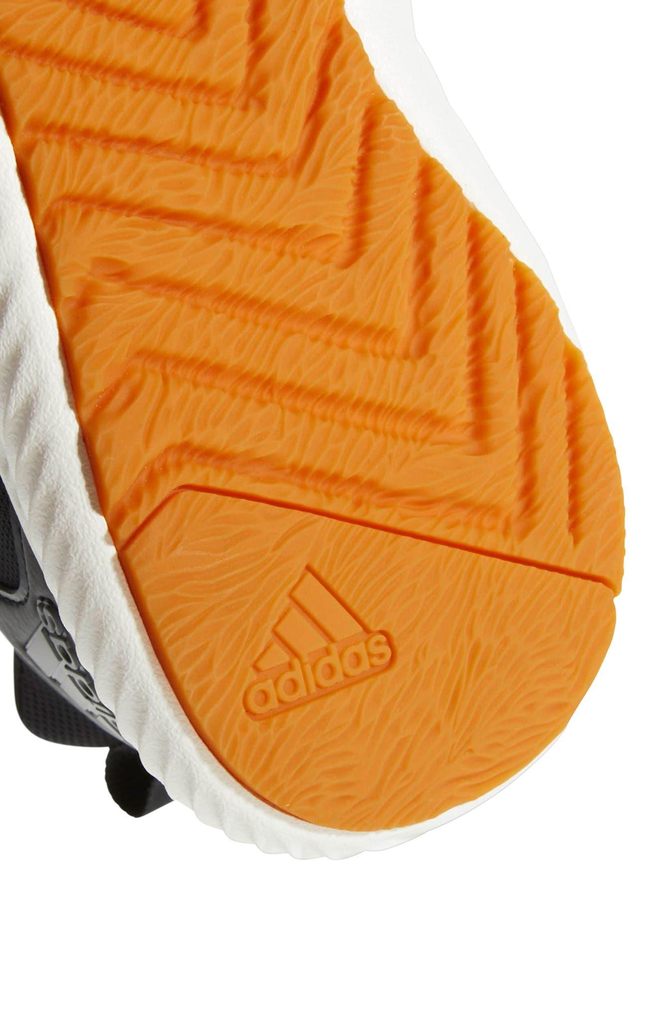 AlphaBounce RC 2 Running Shoe,                             Alternate thumbnail 7, color,                             CORE BLACK/ NIGHT/ CORE BLACK