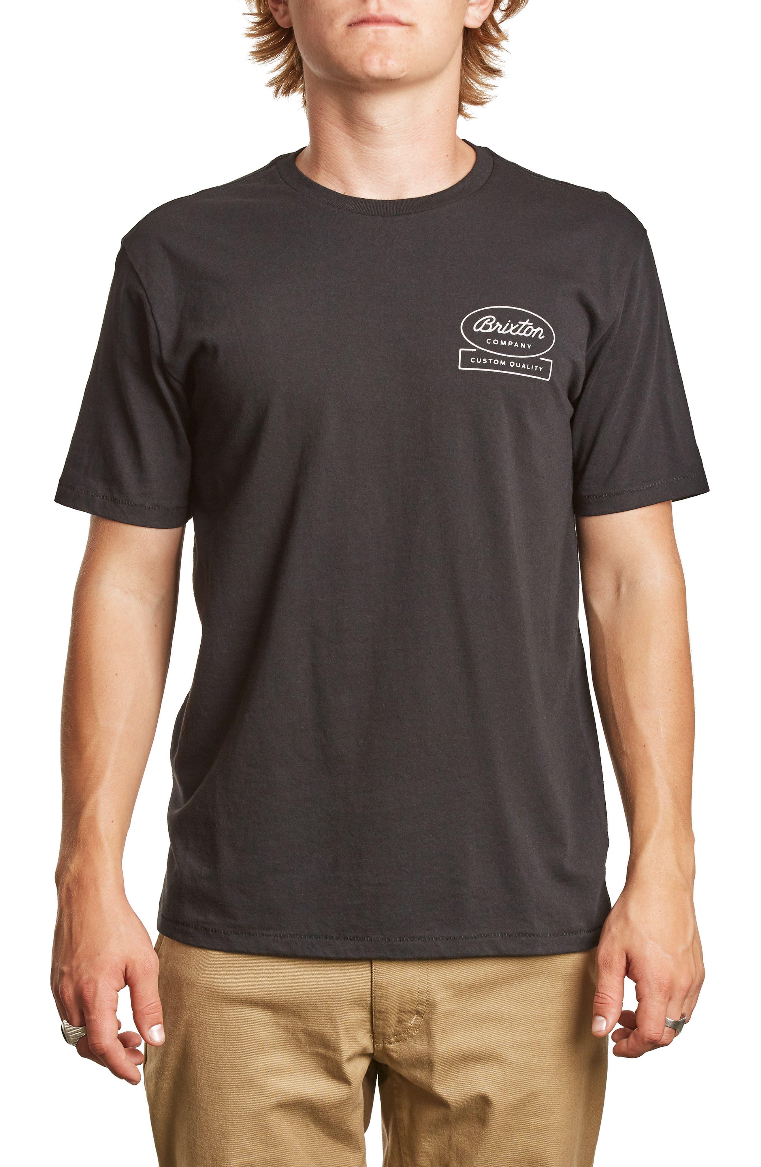 Dale II Premium T-Shirt,                             Main thumbnail 1, color,                             001