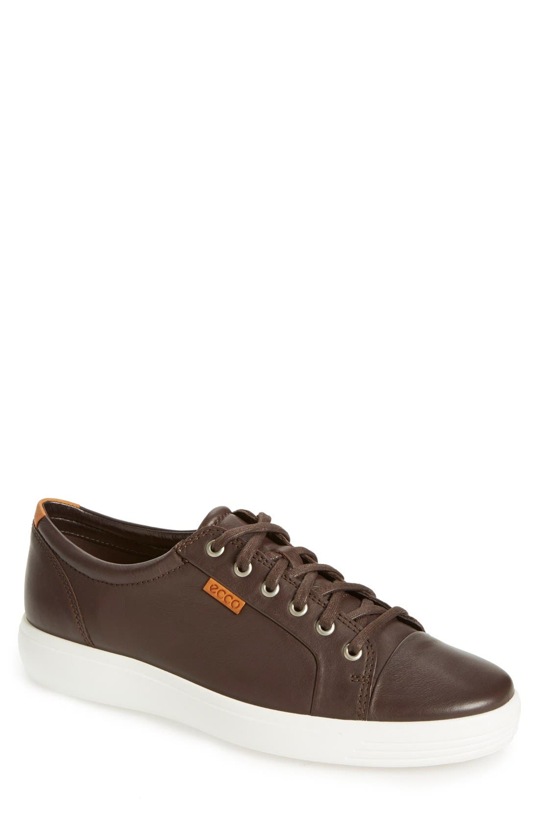 Soft VII Lace-Up Sneaker,                             Main thumbnail 15, color,
