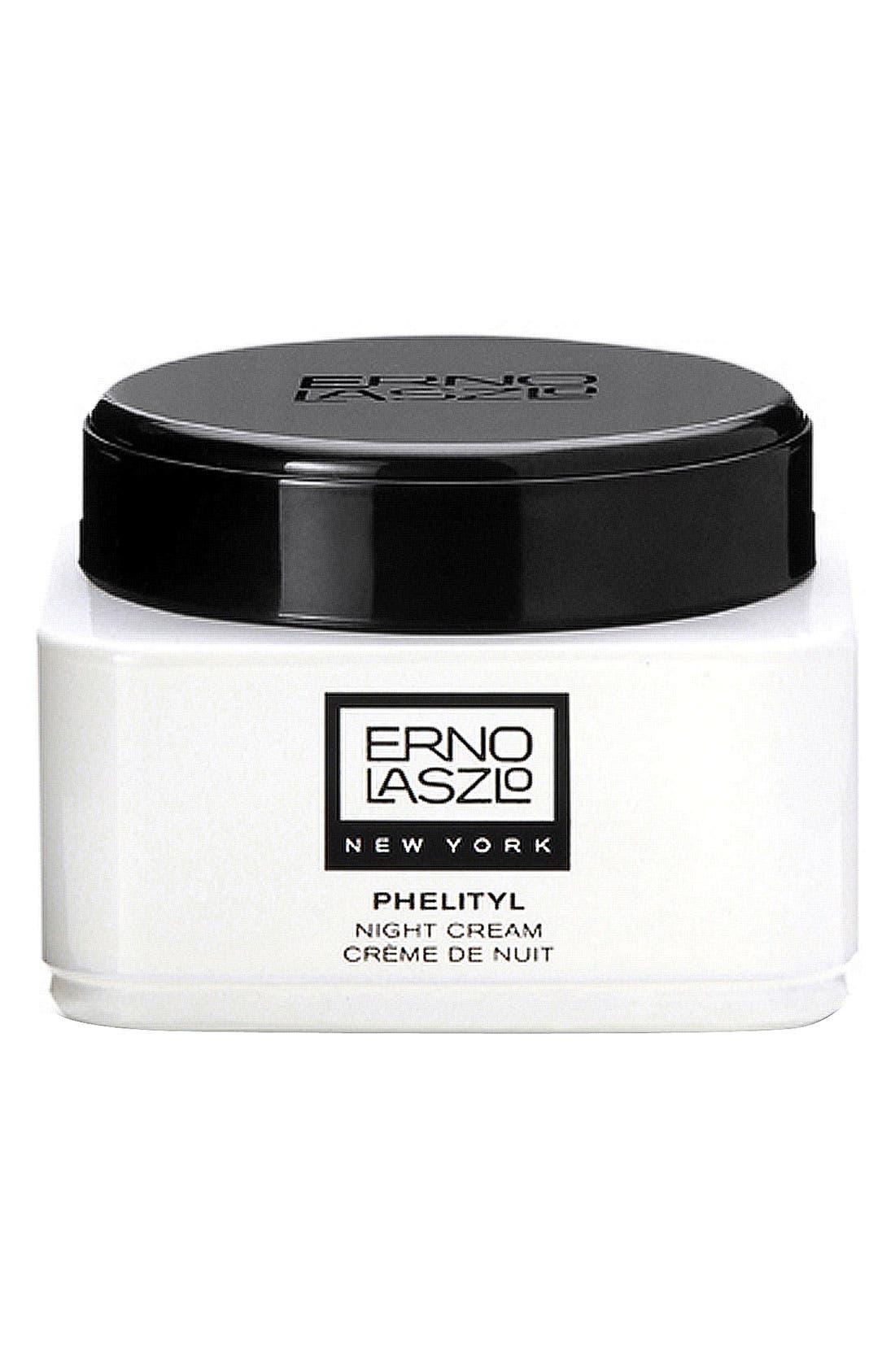Phelityl Night Cream,                         Main,                         color, NO COLOR