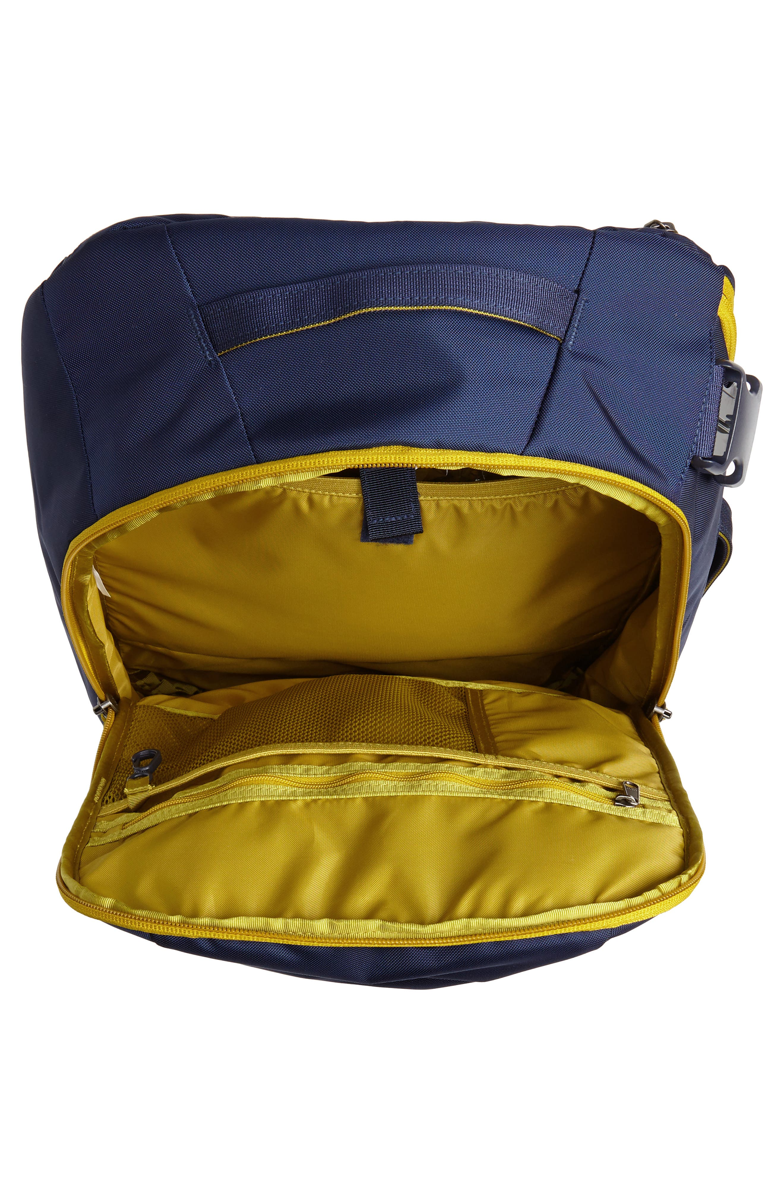 PATAGONIA,                             Tres 25-Liter Convertible Backpack,                             Alternate thumbnail 5, color,                             CLASSIC NAVY