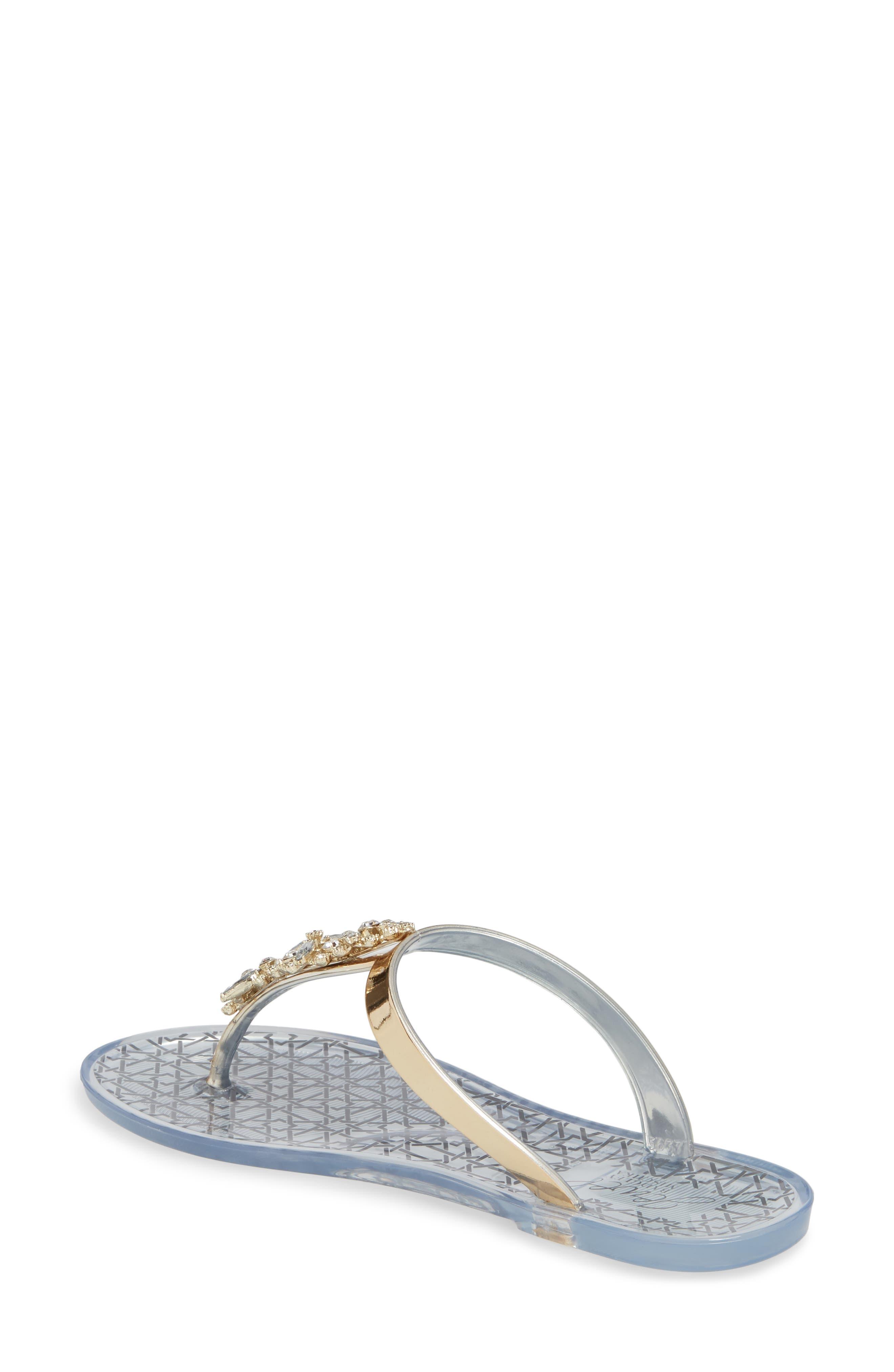 Gracia Embellished Sandal,                             Alternate thumbnail 8, color,