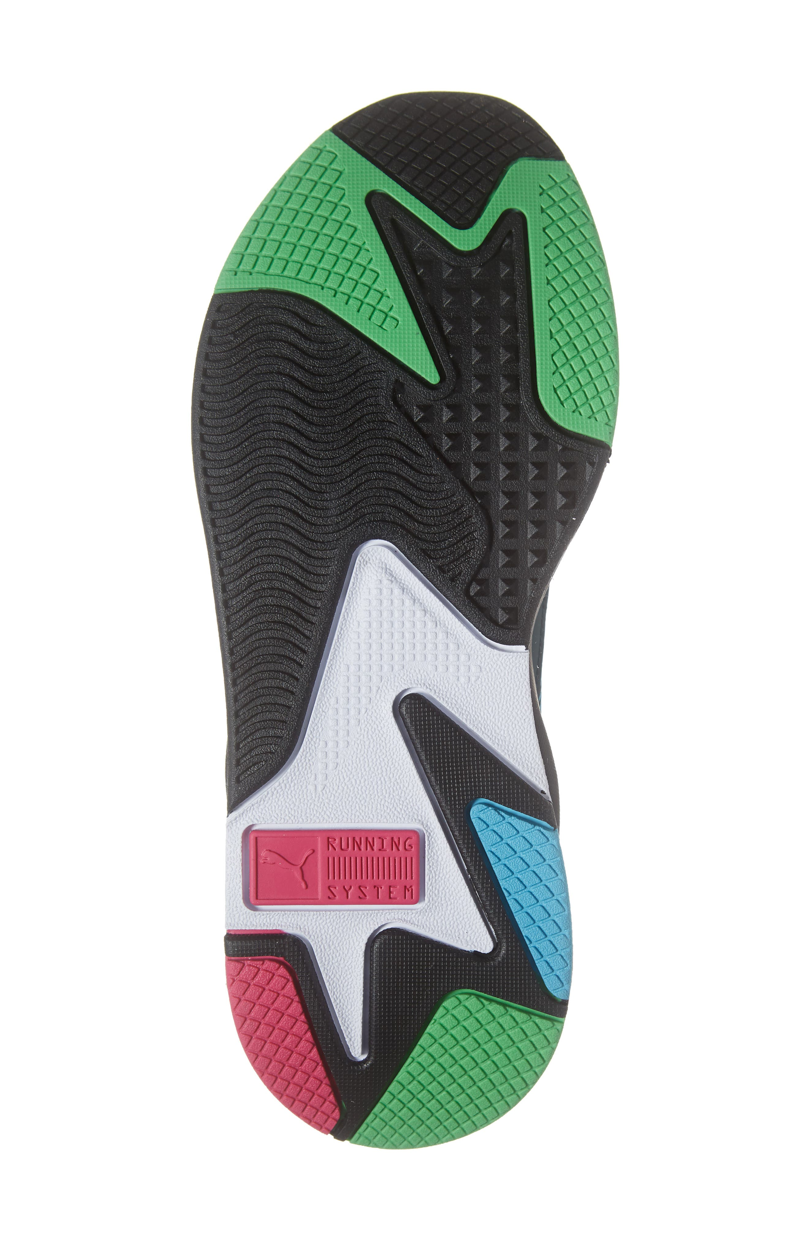 RS-X Toys Running Sneaker,                             Alternate thumbnail 6, color,                             001