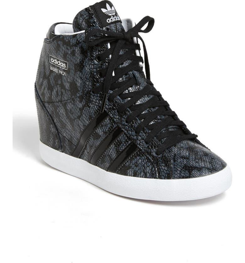 new style 7bbf4 a784f ADIDAS  Basket Profi  Hidden Wedge Sneaker, Main, ...