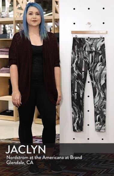 Print Slick High Waist Leggings, sales video thumbnail