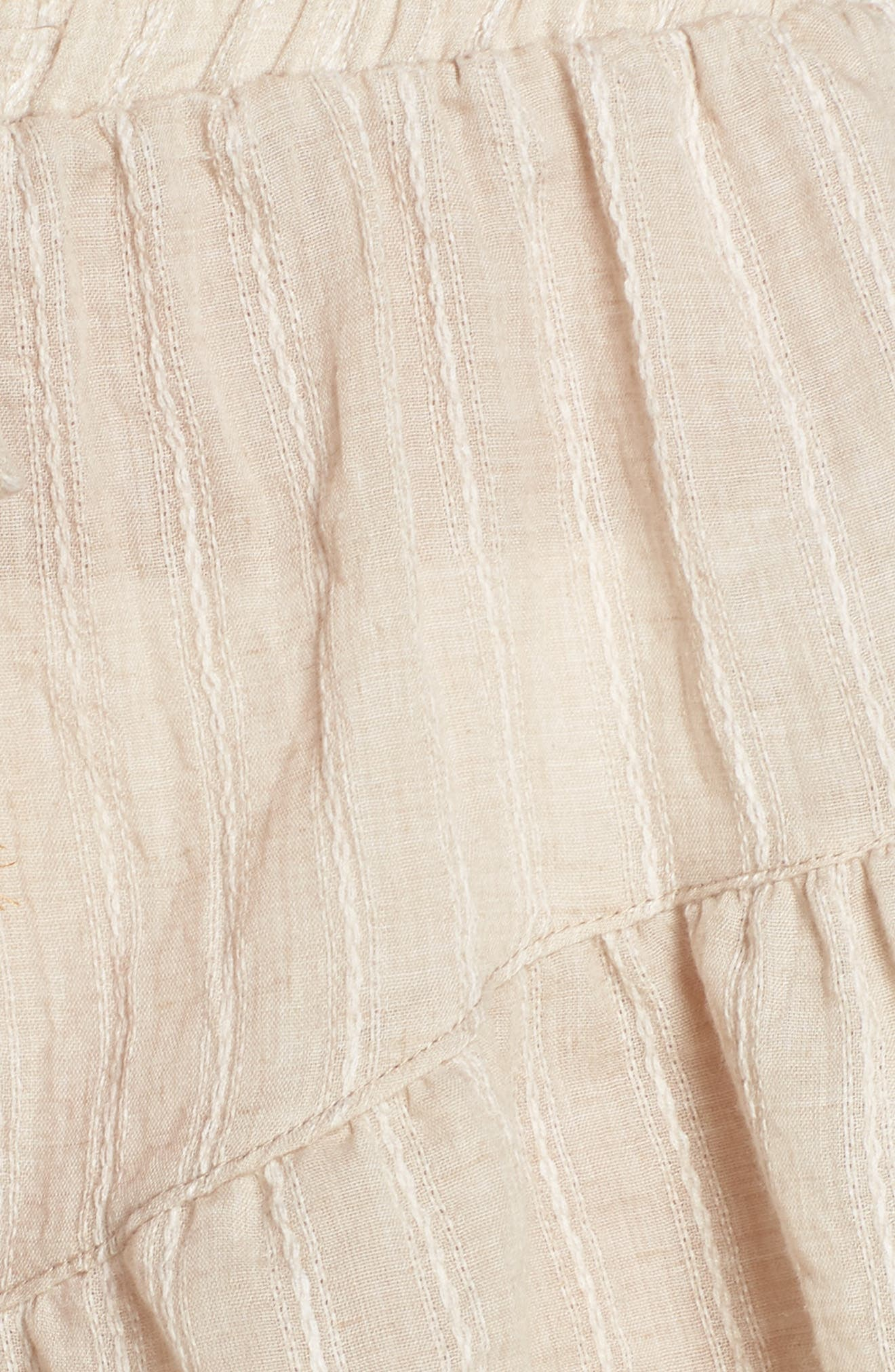 Ruffle Cover-Up Shorts,                             Alternate thumbnail 5, color,                             250