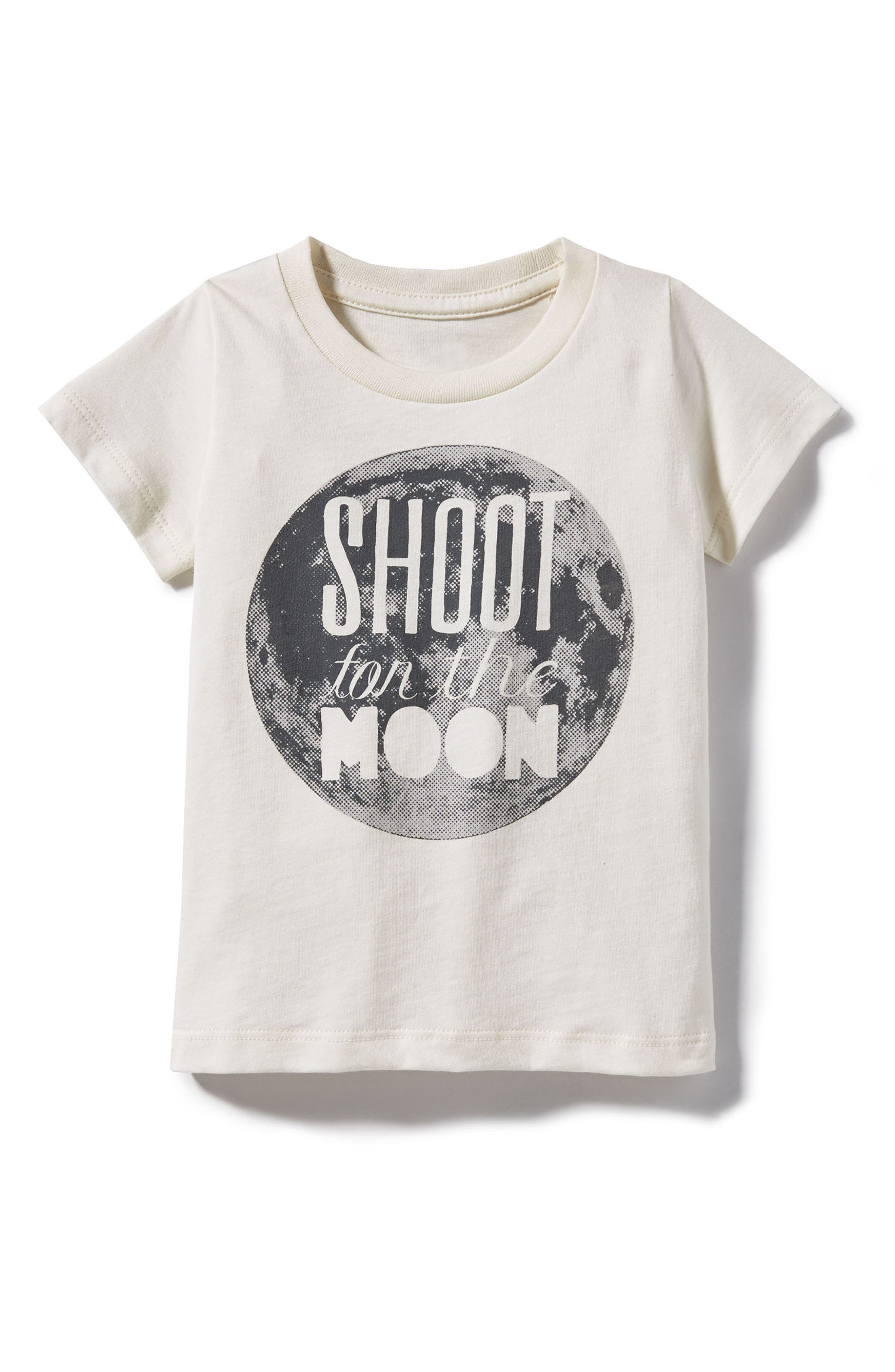 Shoot for the Moon Tee,                             Alternate thumbnail 2, color,                             100