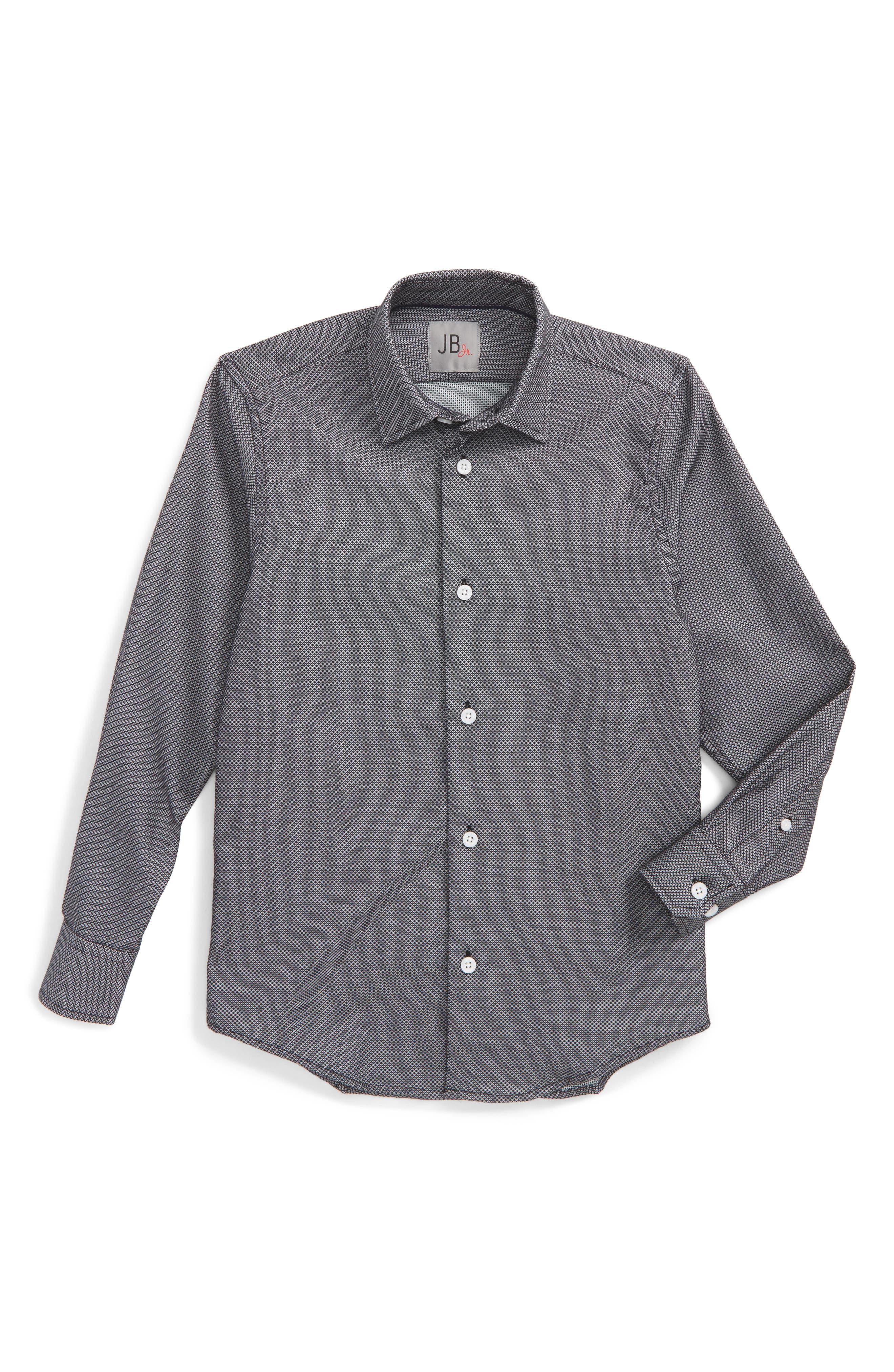 Neat Dress Shirt,                         Main,                         color, 001