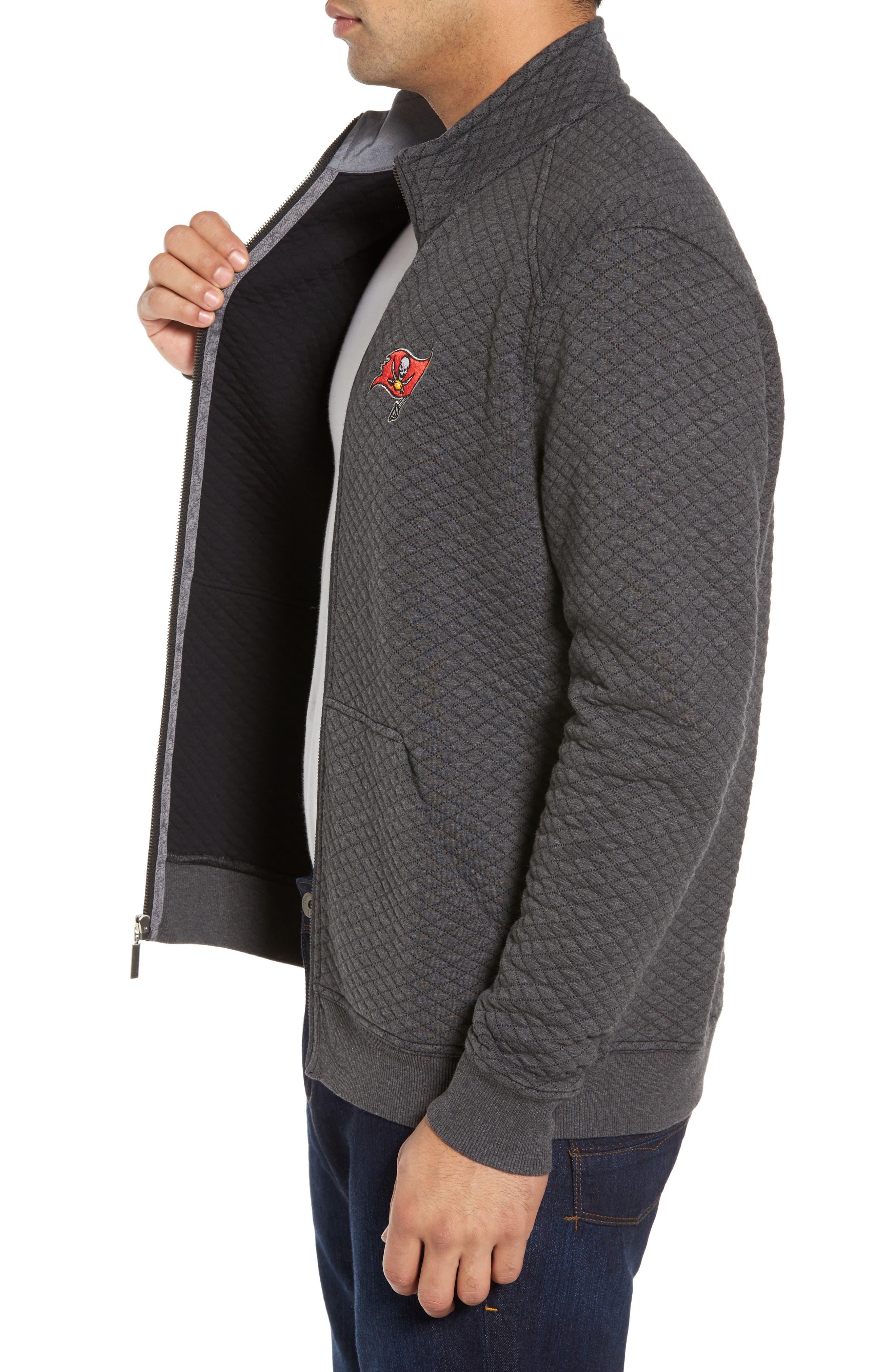 NFL Quiltessential Full Zip Sweatshirt,                             Alternate thumbnail 70, color,