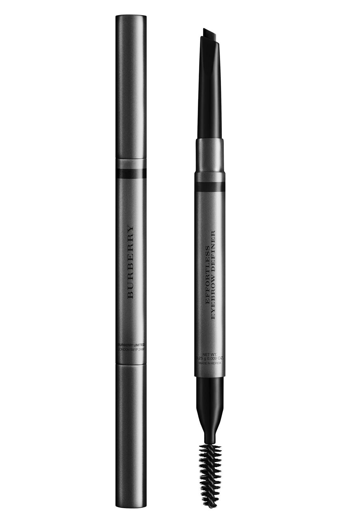 Burberry Effortless Brow Definer,                             Alternate thumbnail 2, color,                             NO. 05 EBONY