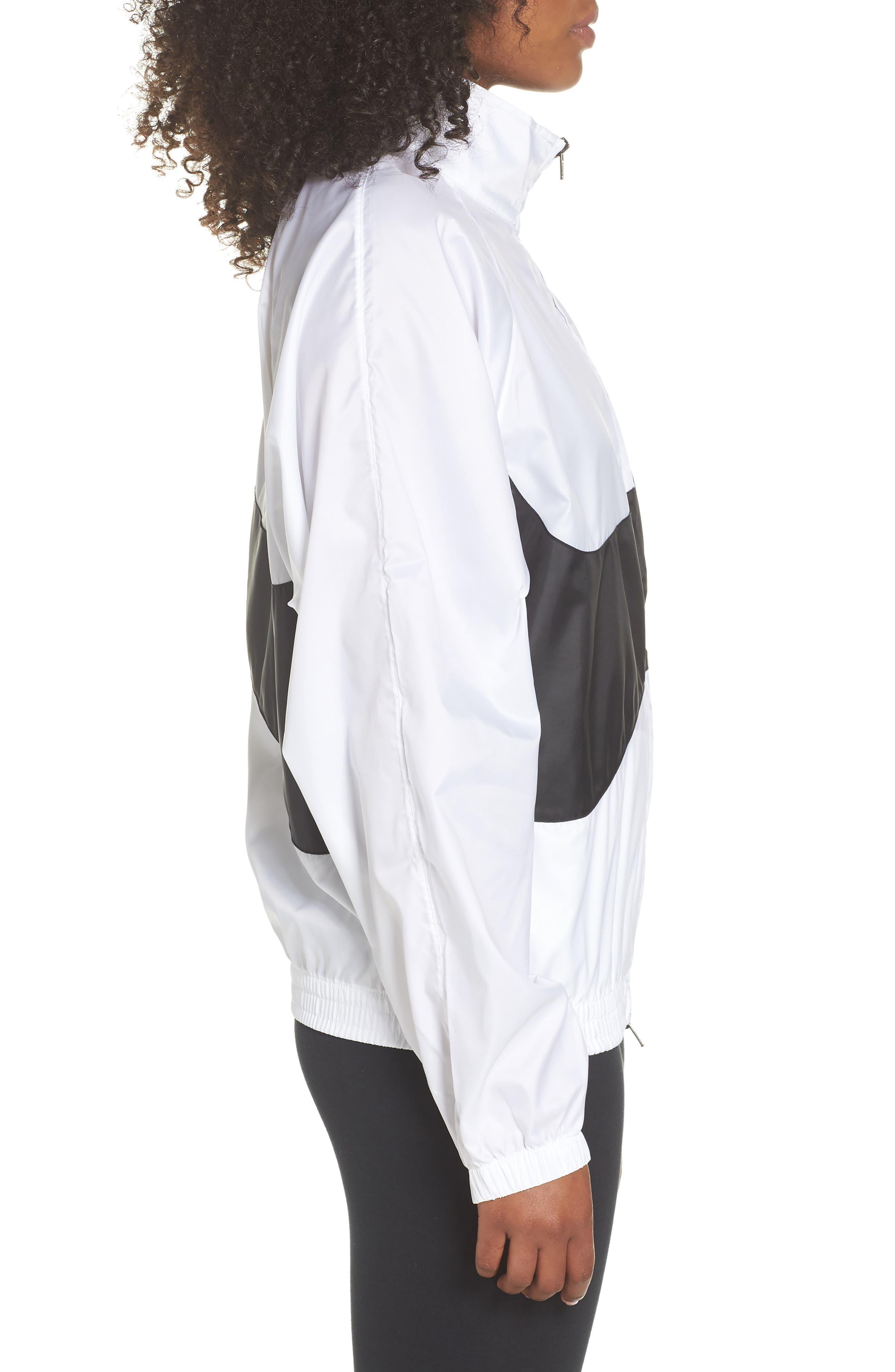 NikeLab Collection Unisex Heritage Jacket,                             Alternate thumbnail 3, color,                             100