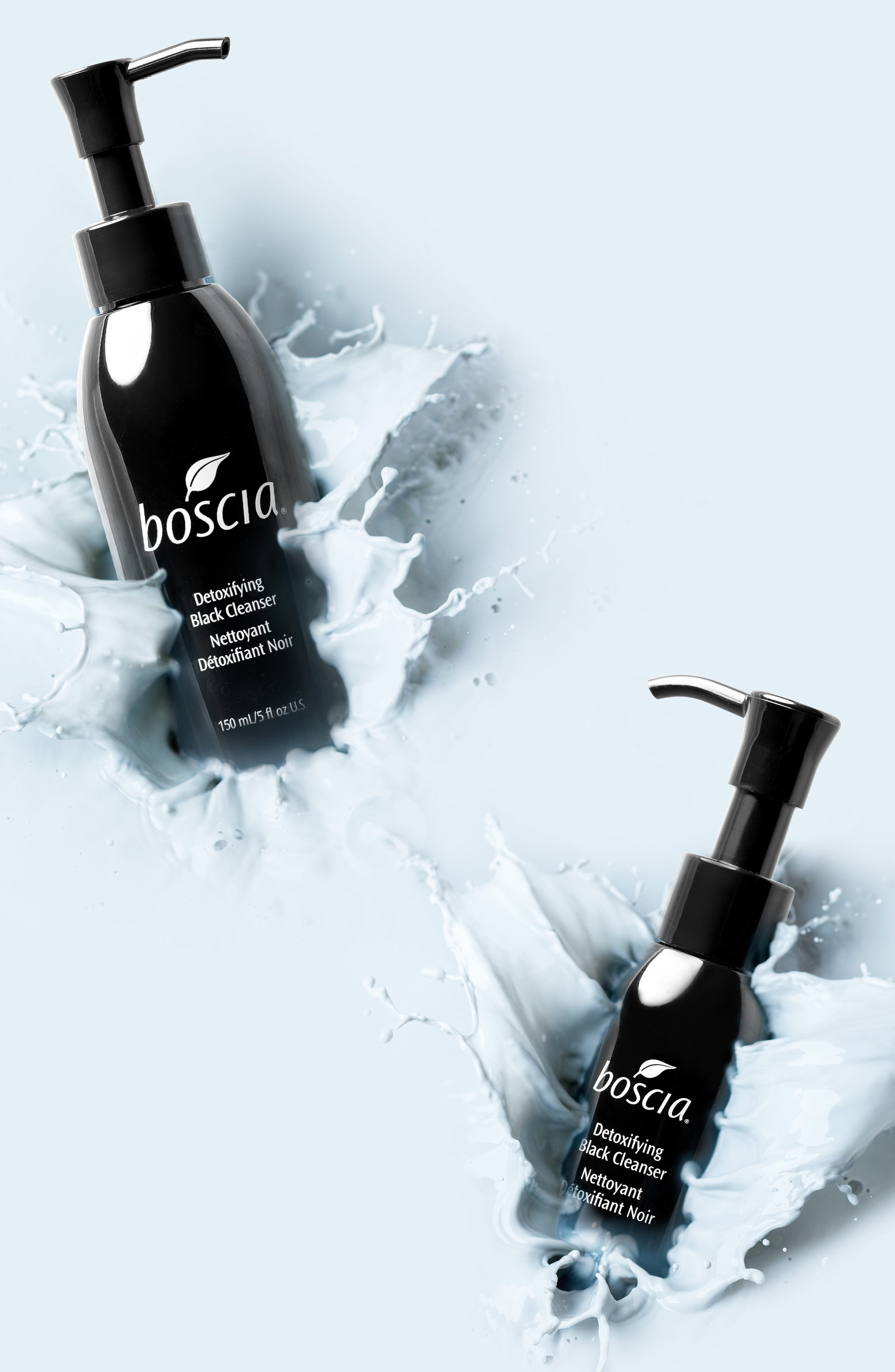Detoxifying Black Charcoal Cleanser,                             Alternate thumbnail 5, color,                             NO COLOR