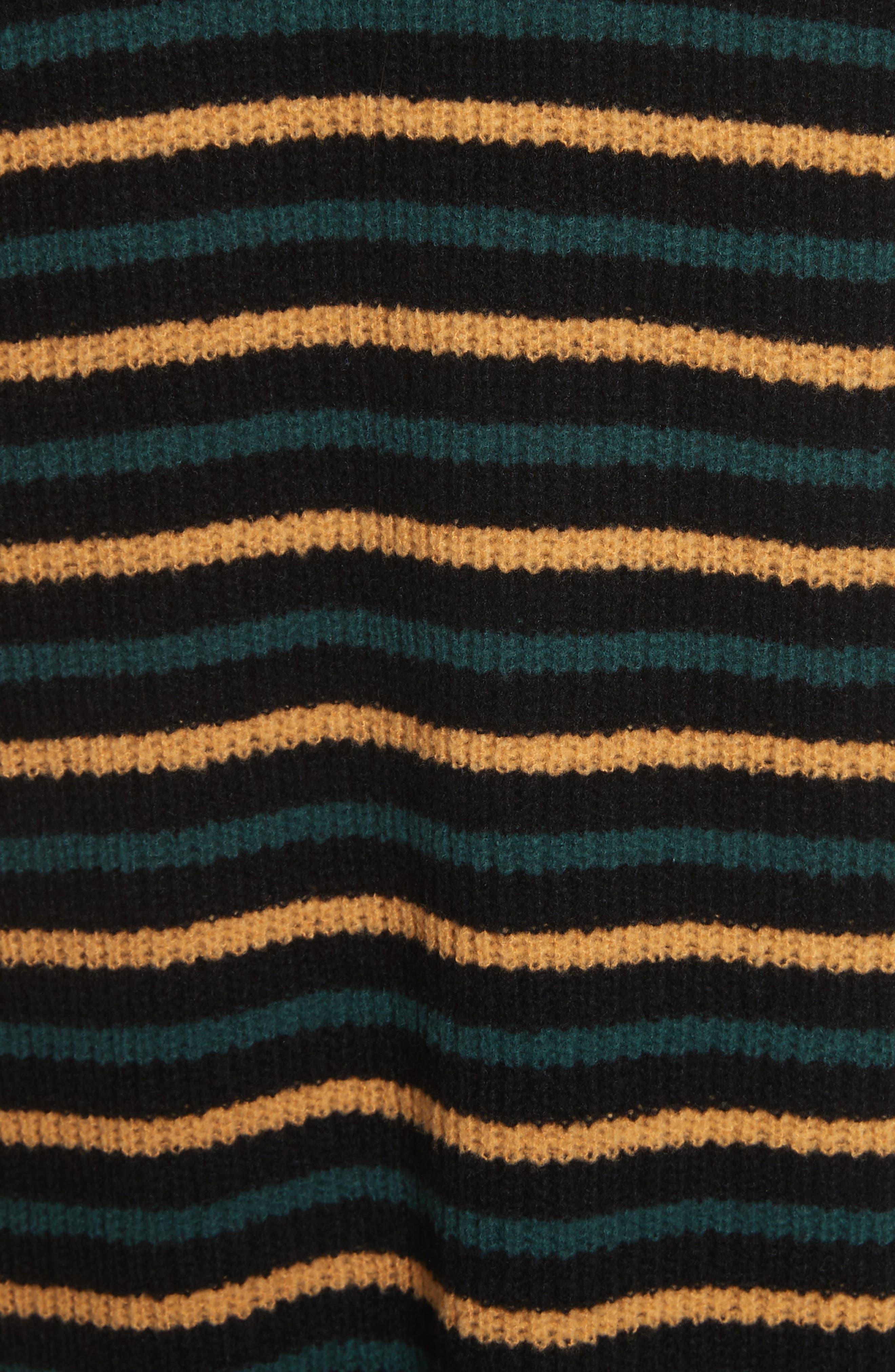 Meryl Stripe Sweater,                             Alternate thumbnail 9, color,