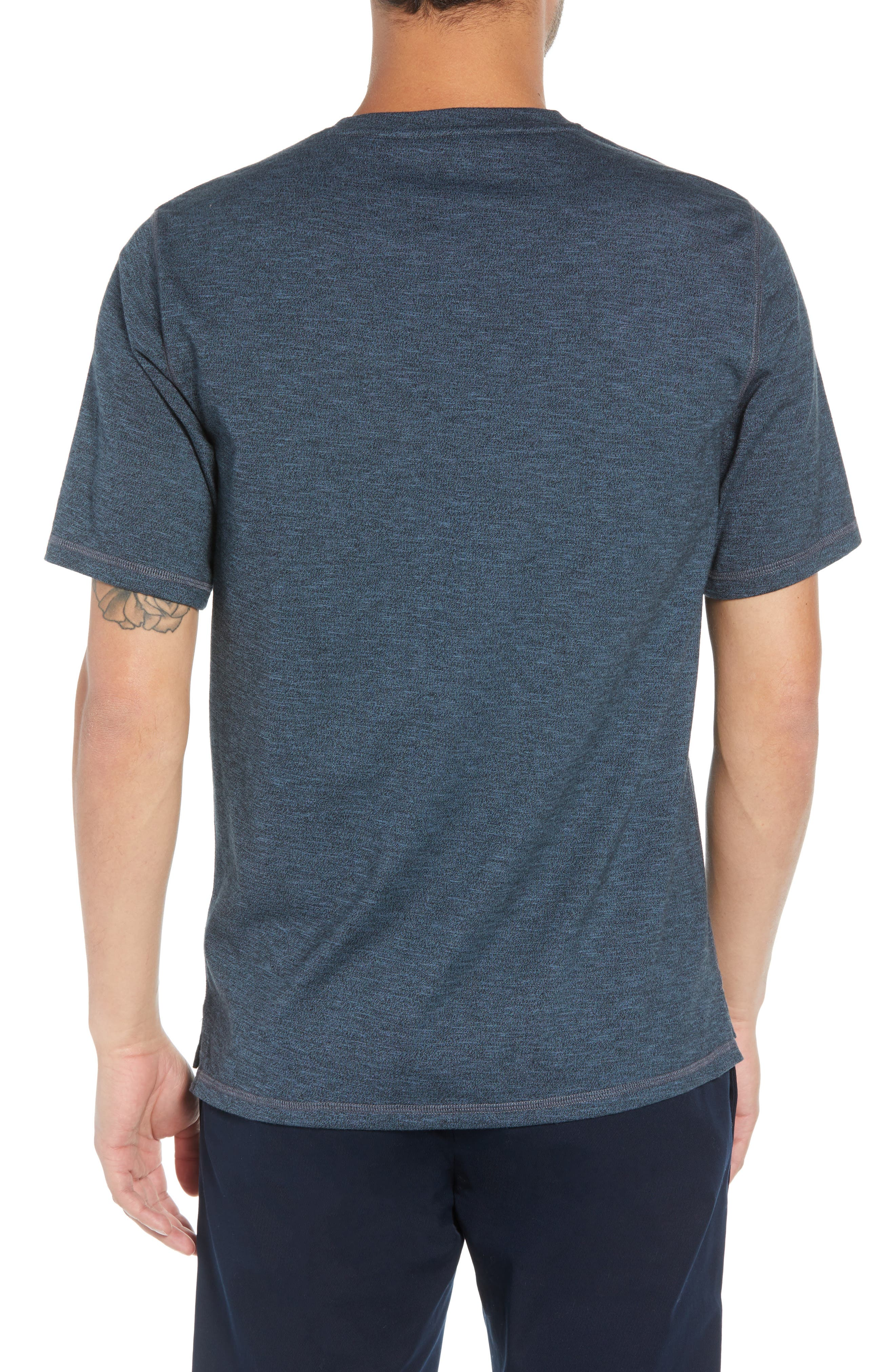 Classic Fit Pocket T-Shirt,                             Alternate thumbnail 2, color,                             400