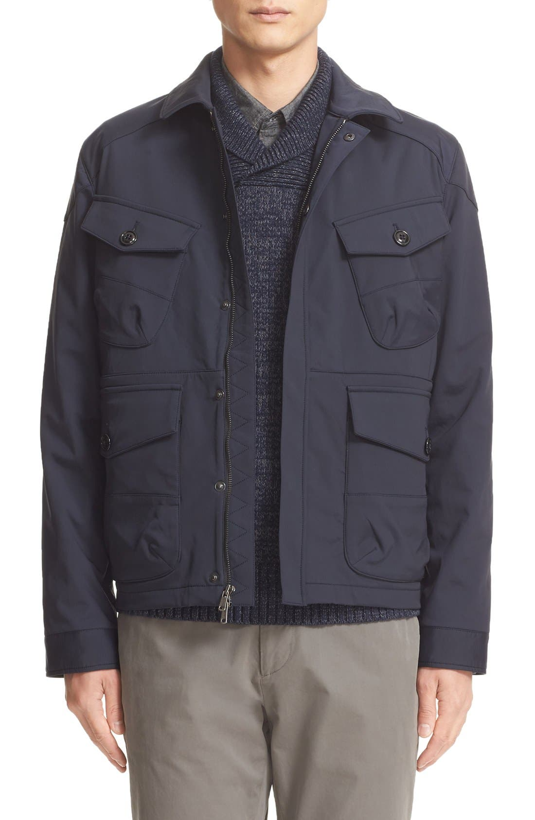 Field Jacket, Main, color, 410