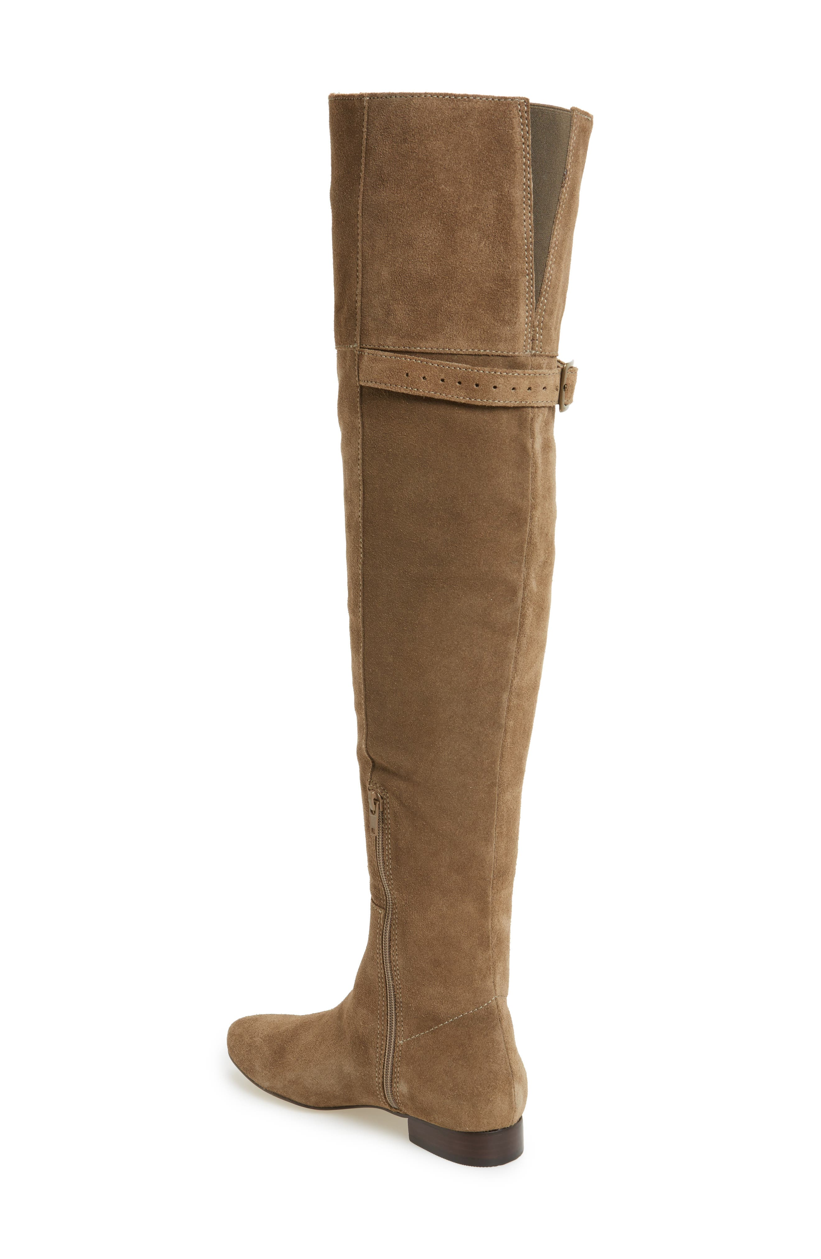 Matisse x Amuse Society Ashley Over the Knee Boot,                             Alternate thumbnail 4, color,