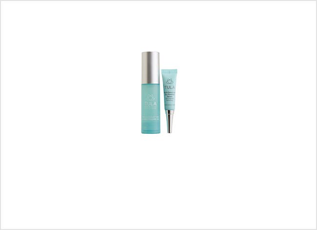 TULA Probiotic Skincare gift with purchase.