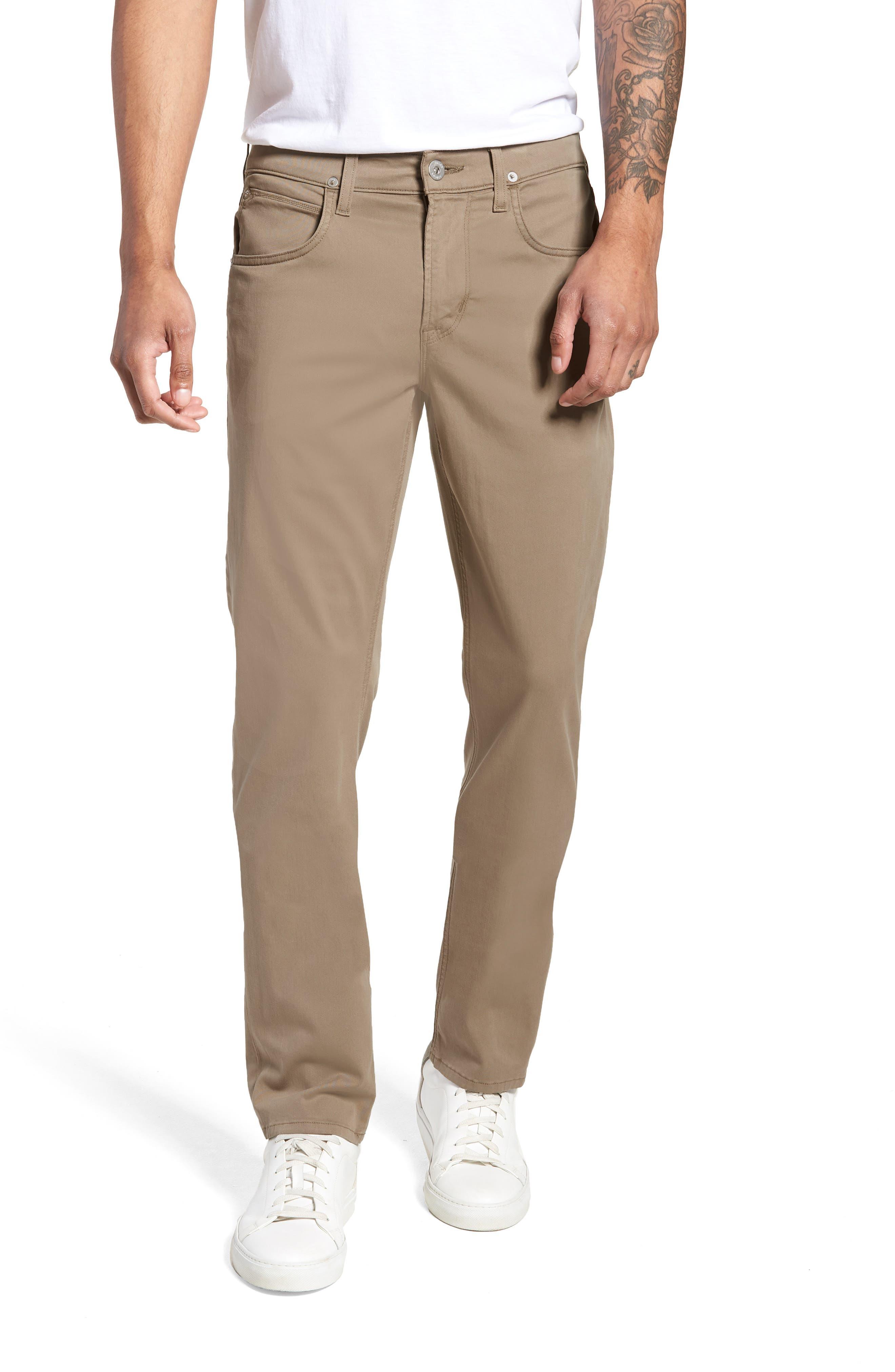 Byron Slim Straight Leg Pants,                         Main,                         color, 250