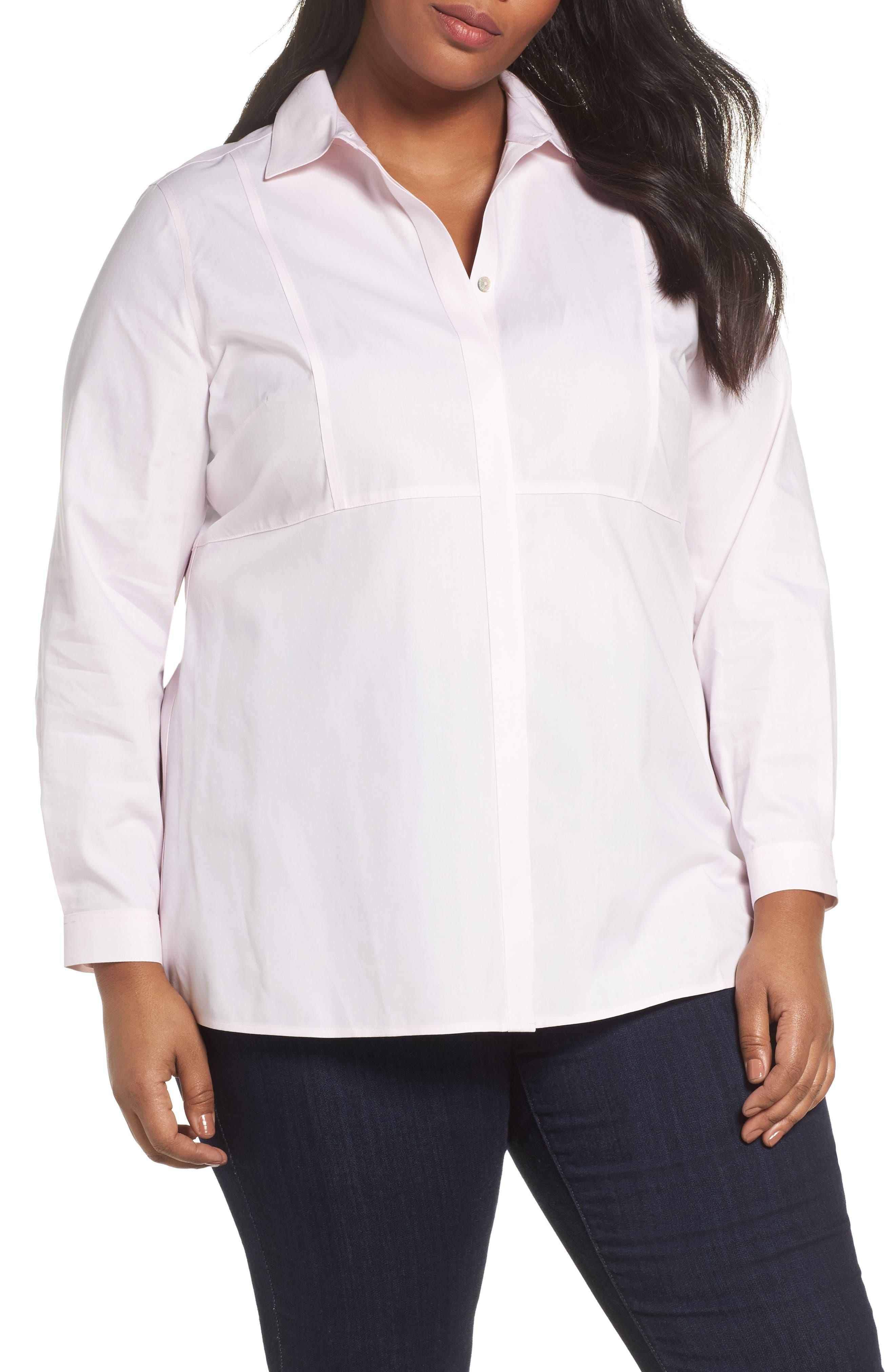 Pinpoint Oxford Cloth Shirt,                             Main thumbnail 3, color,