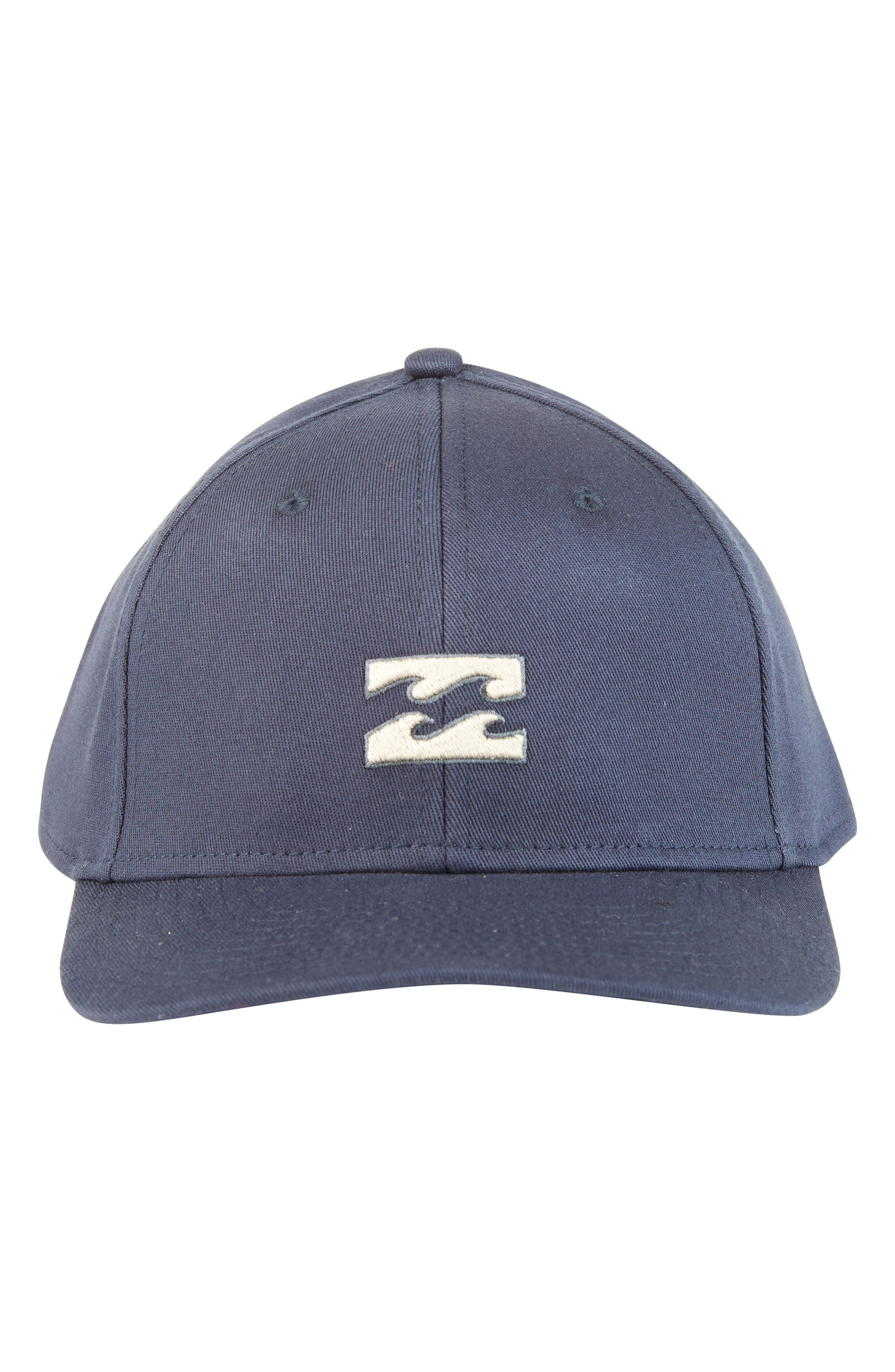 All Day Stretch Baseball Cap,                             Alternate thumbnail 2, color,                             NAVY