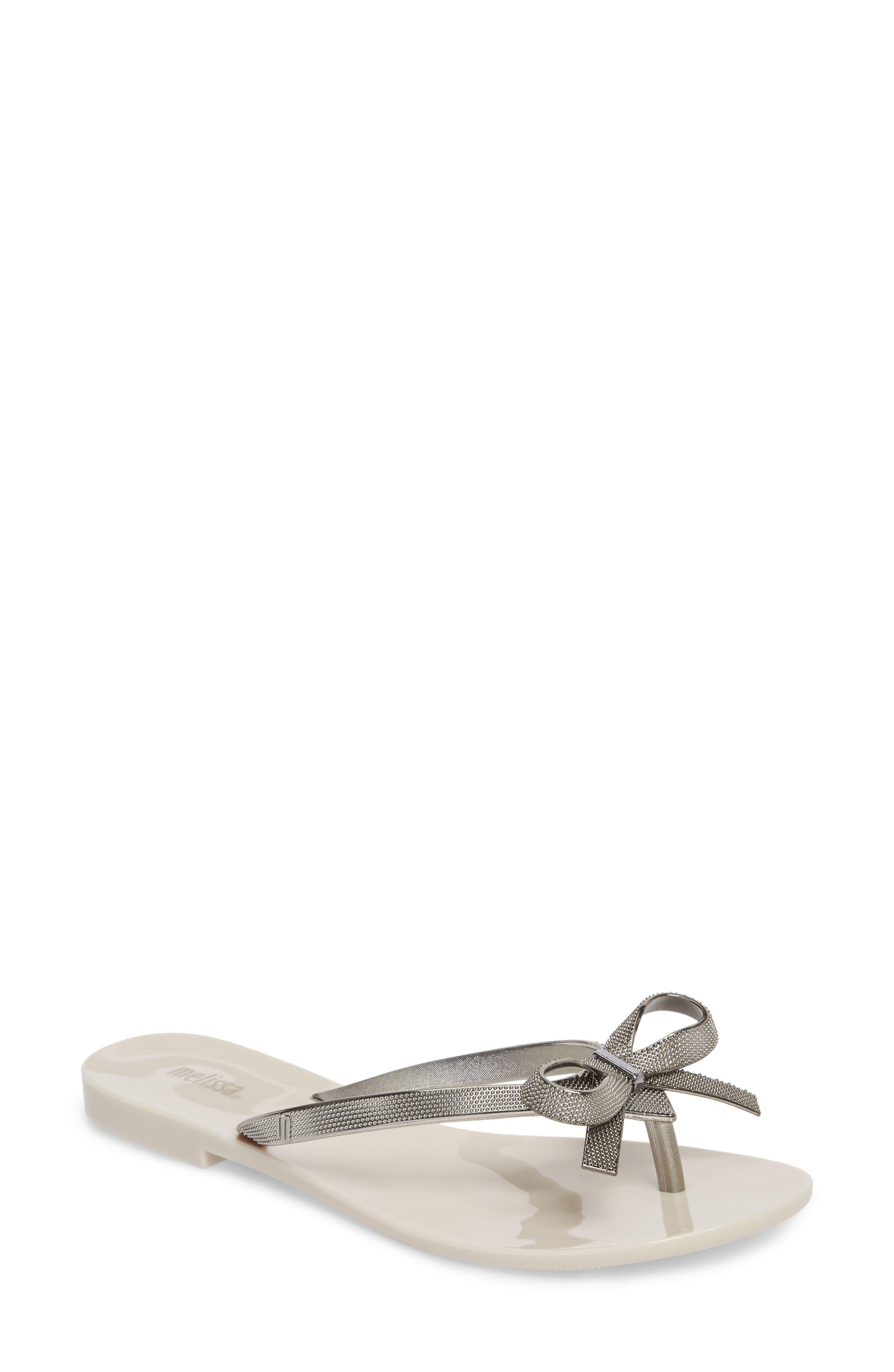 Harmonic Bow Chrome II Sandal,                             Main thumbnail 1, color,                             040