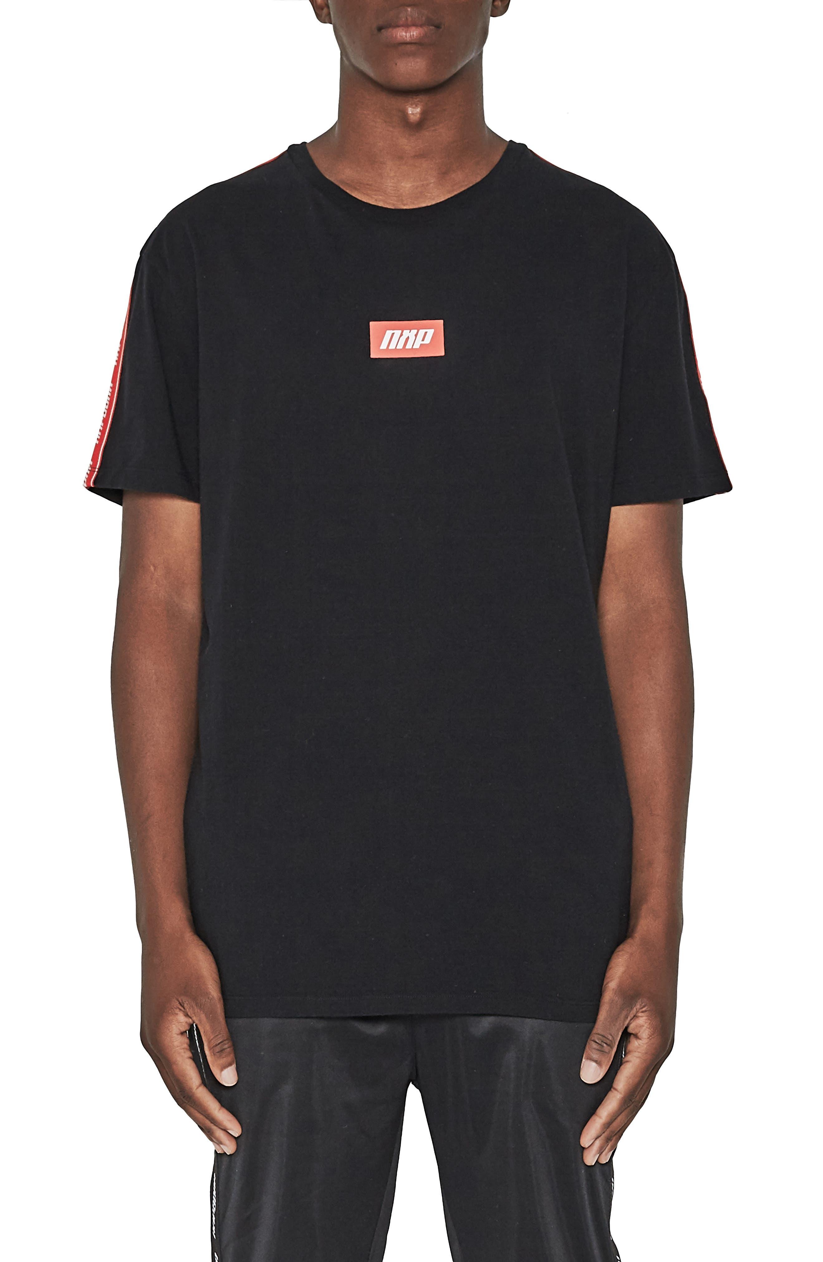 NXP Runner T-Shirt in Jet Black
