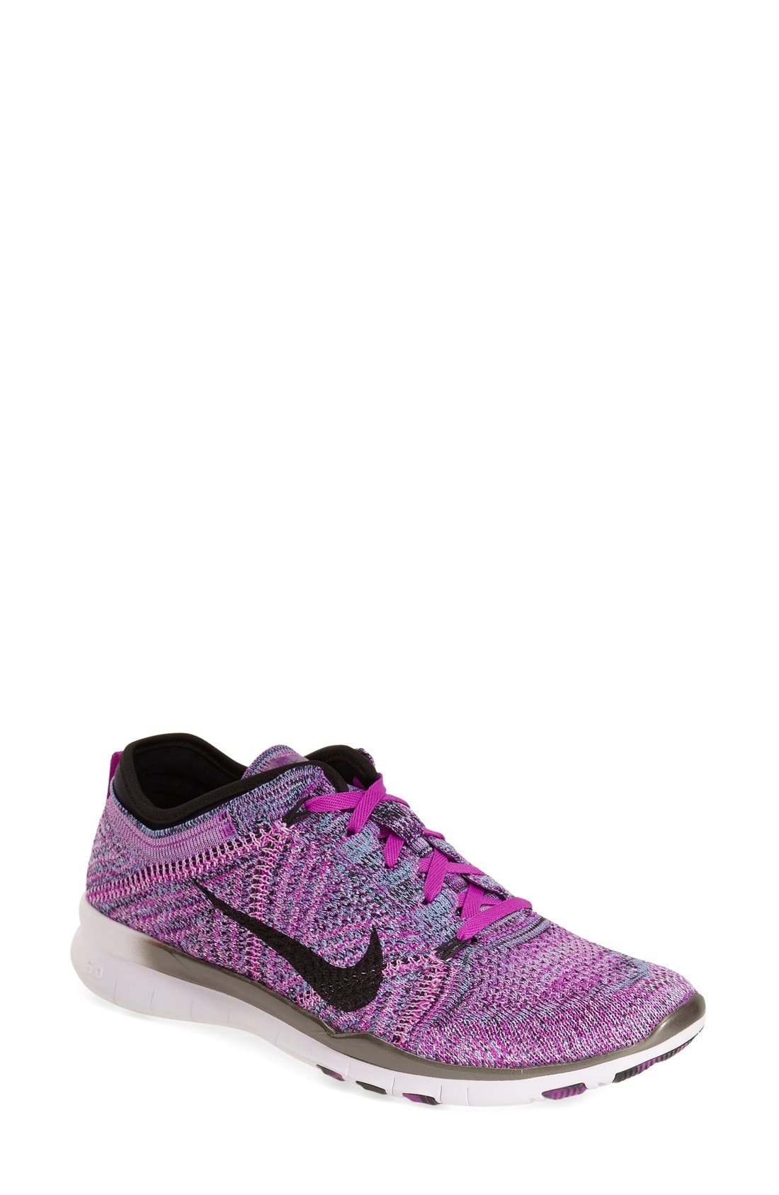 'Free Flyknit 5.0 TR' Training Shoe,                             Main thumbnail 12, color,